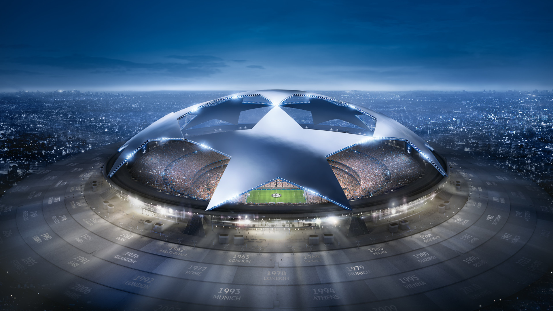 UEFA Champions League: Champions League Wallpaper (67+ Images