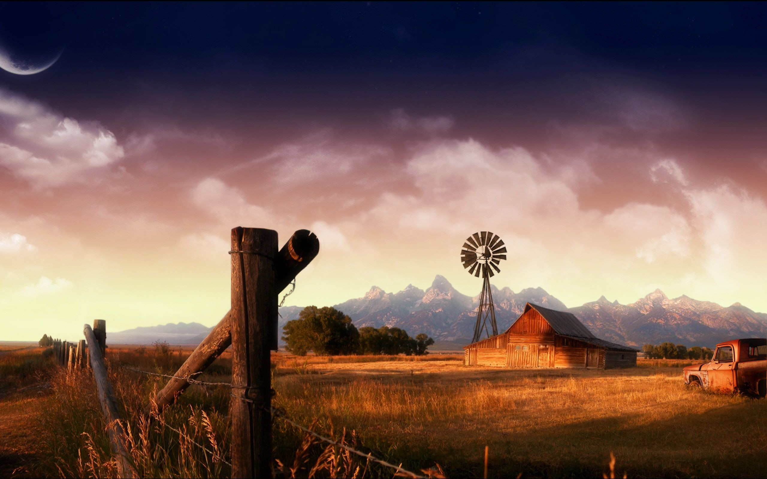 Country Wallpaper For Desktop Backgrounds (67+ Images