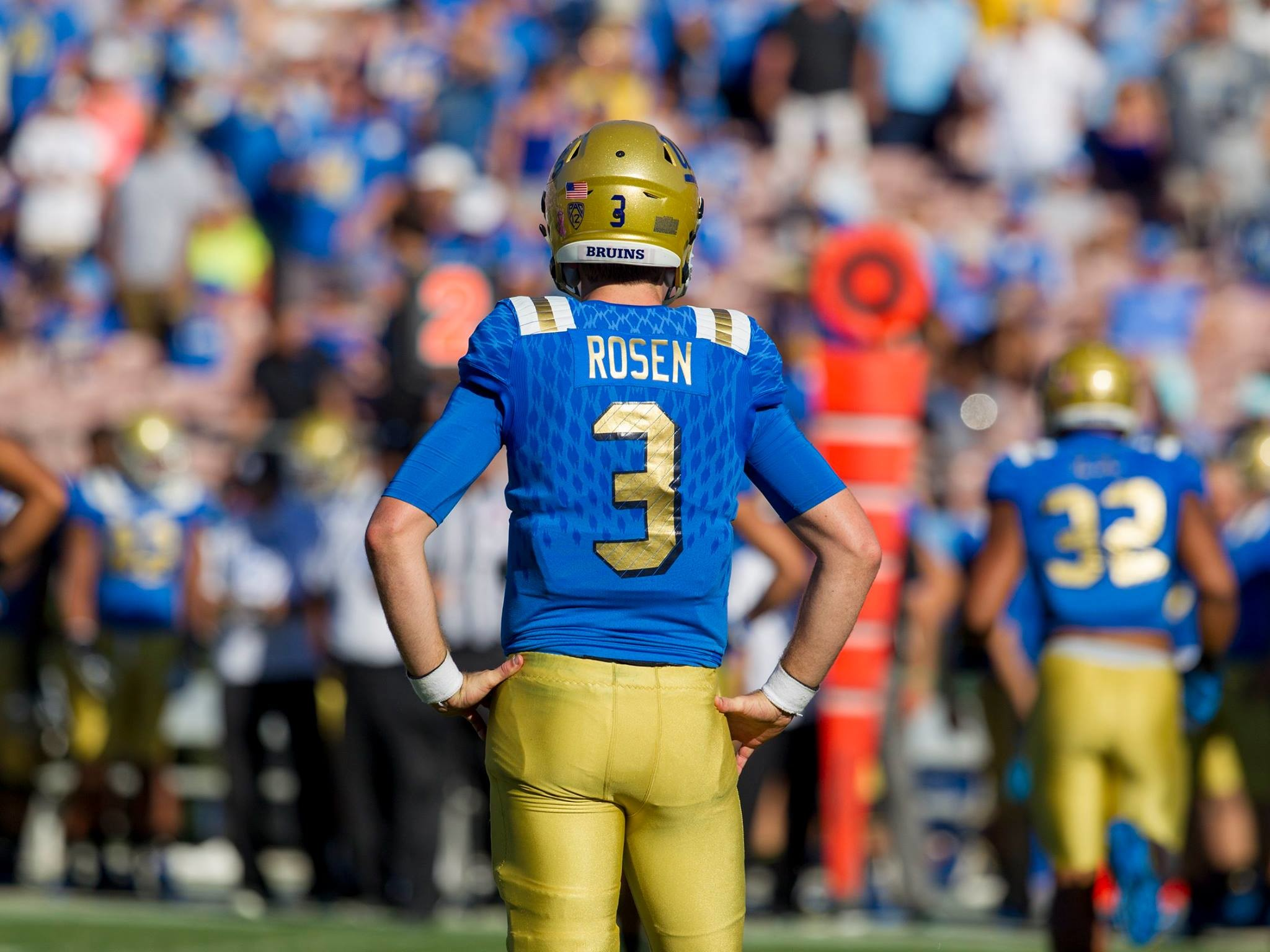 2048x1536 QB Position In Question For UCLA Bruins