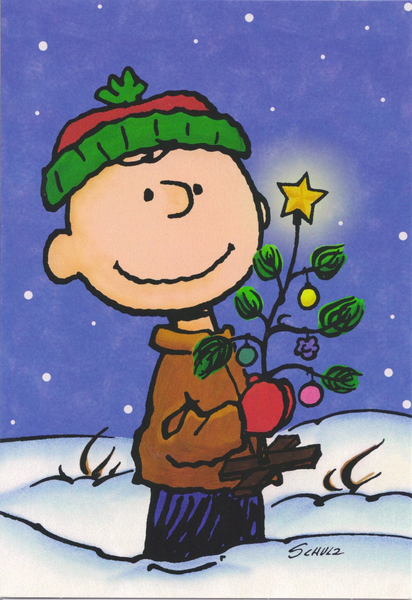 Charlie Brown Christmas Tree Quote.Charlie Brown Christmas Tree Wallpaper 50 Images