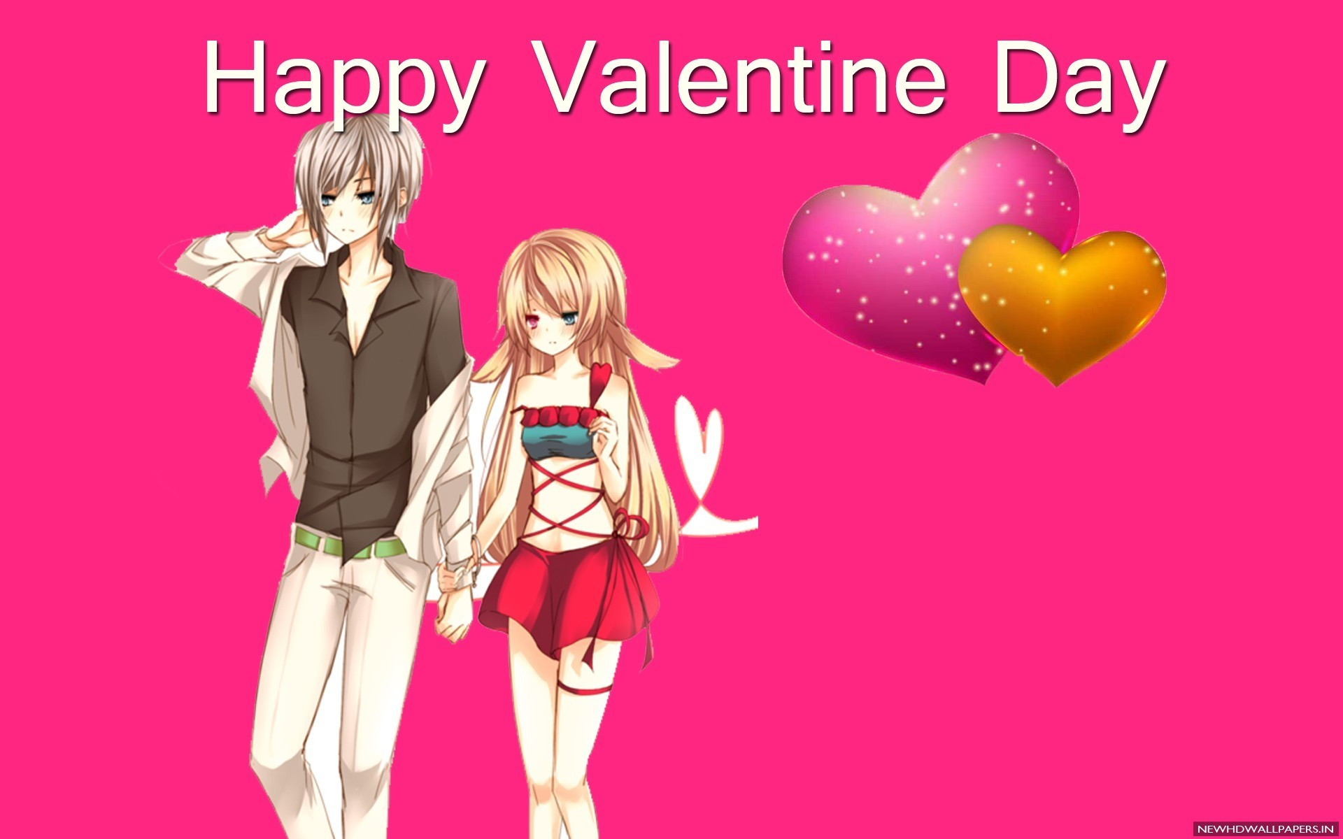 Anime Valentines Day Wallpaper 77 Images