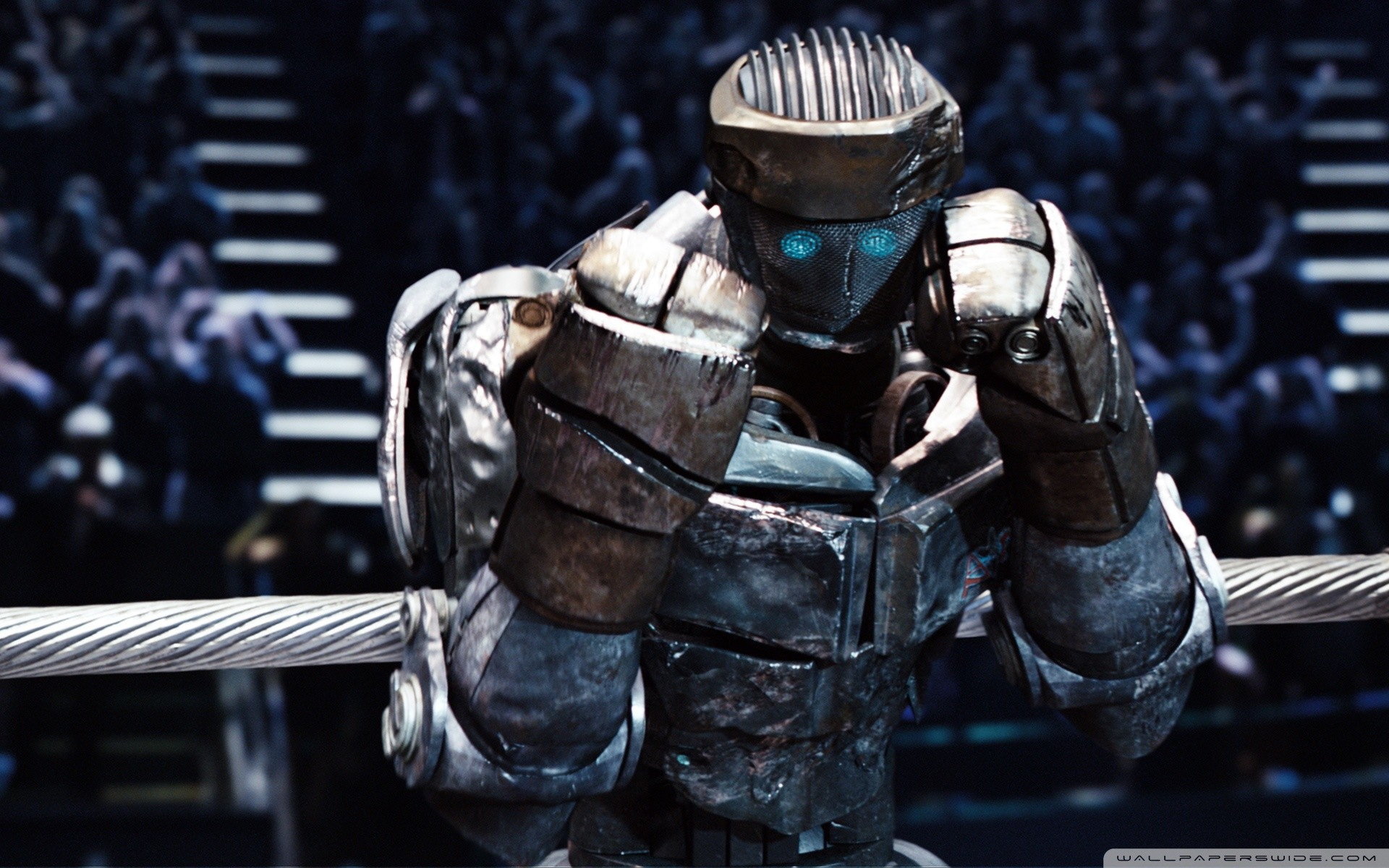 1920x1200 Real Steel Atom HD desktop wallpaper : High Definition