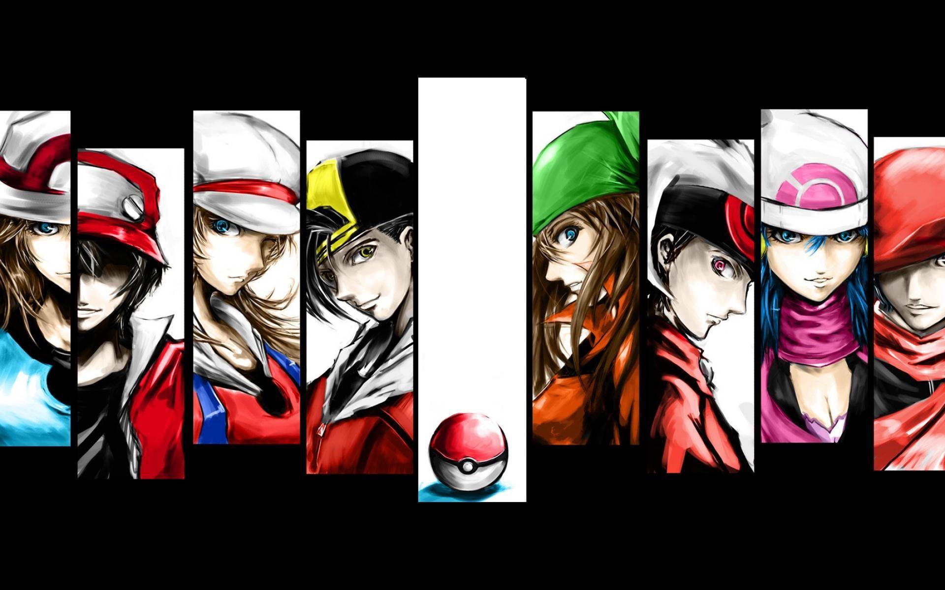 Pokemon Trainer Wallpaper (78+ images)