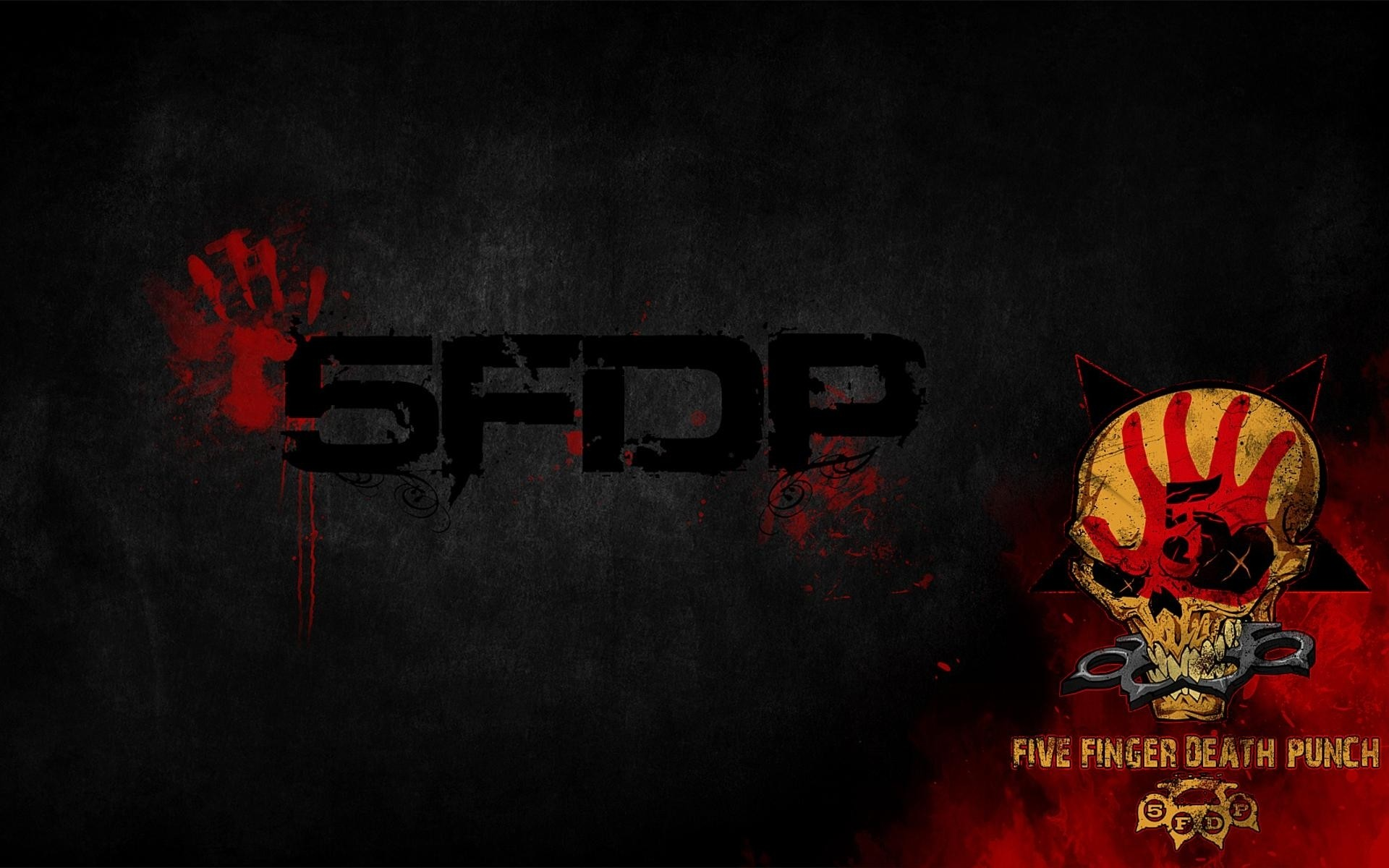 1920x1200 Five Finger Death Punch Wallpapers
