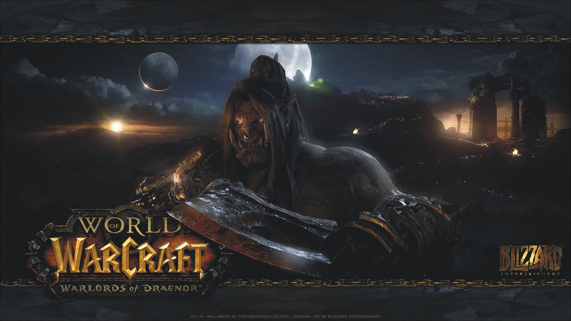 World Of Warcraft Priest Wallpaper (73+ Images