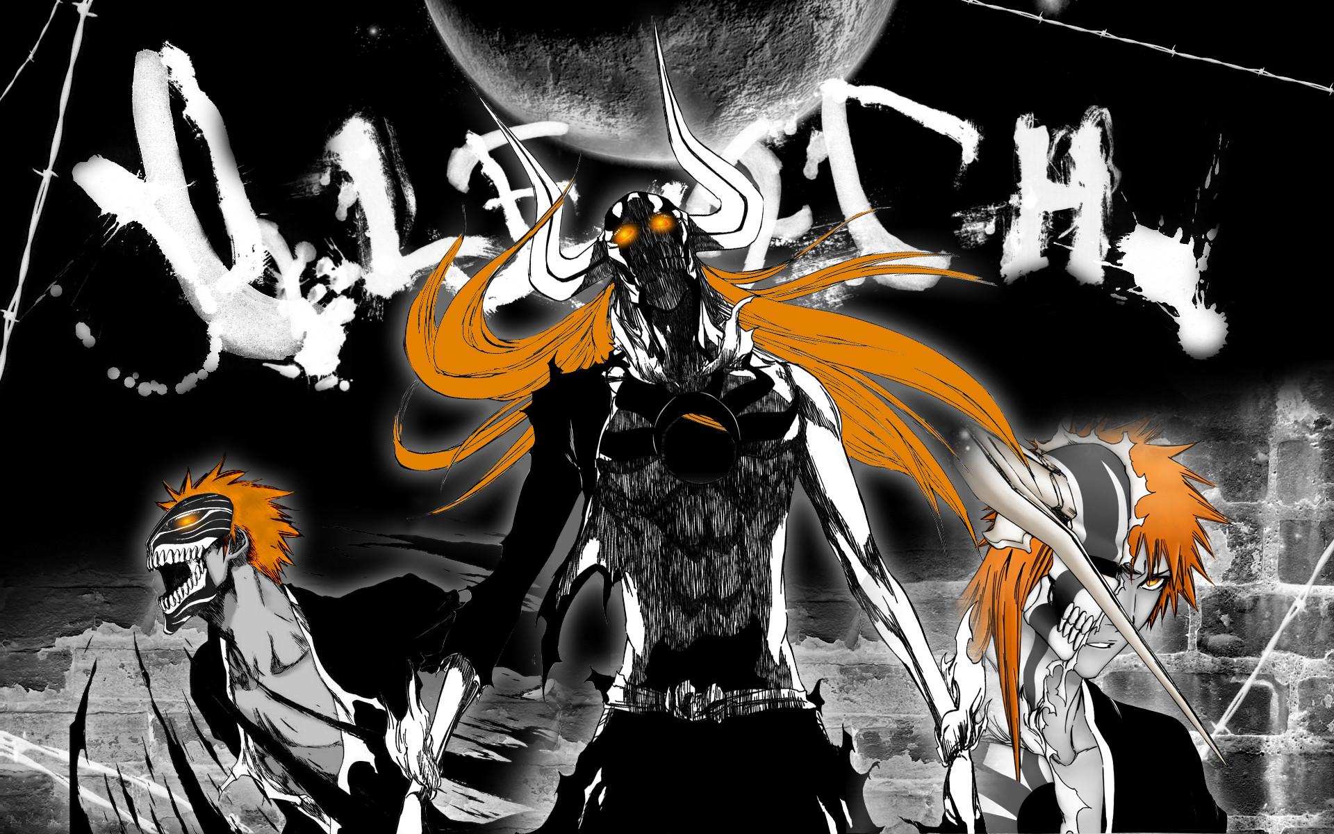 Bleach Ichigo Hollow Form Wallpaper (58+ images)