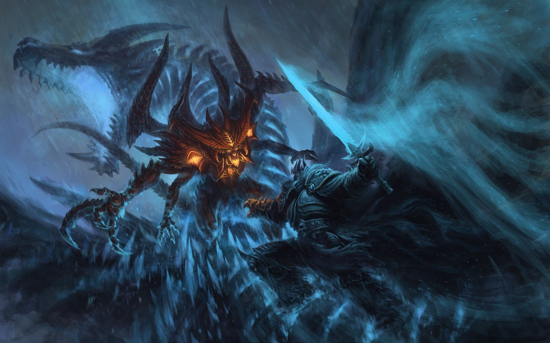 Heroes Of The Storm Wallpaper 1080p: Arthas Wallpapers (68+ Images