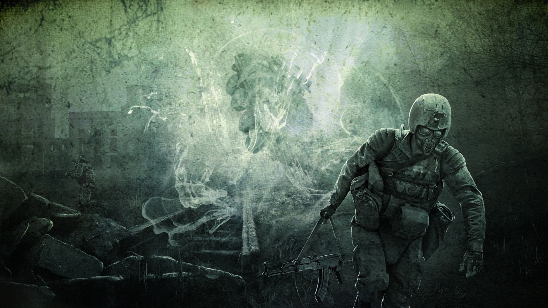 1920x1080 Preview wallpaper stalker, call of pripyat, art
