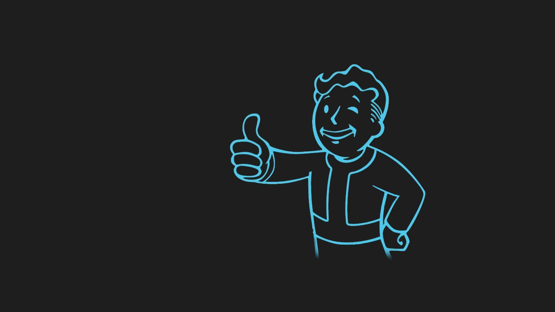 1920x1080 ... fallout vault boy wallpapers hd desktop and mobile backgrounds ...