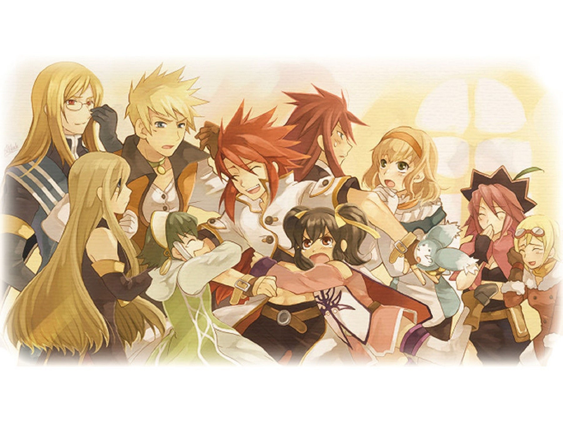 Tales Of The Abyss Wallpaper 61 Images