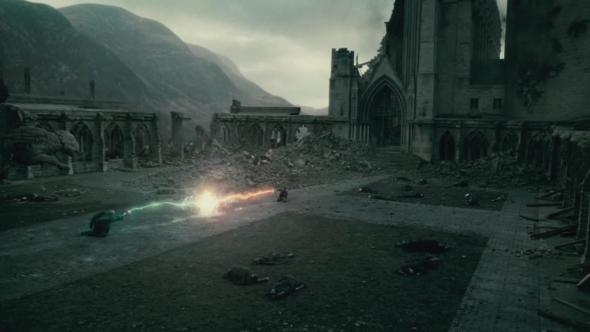Harry Potter Wallpapers Hd: Hogwarts Wallpaper HD (64+ Images