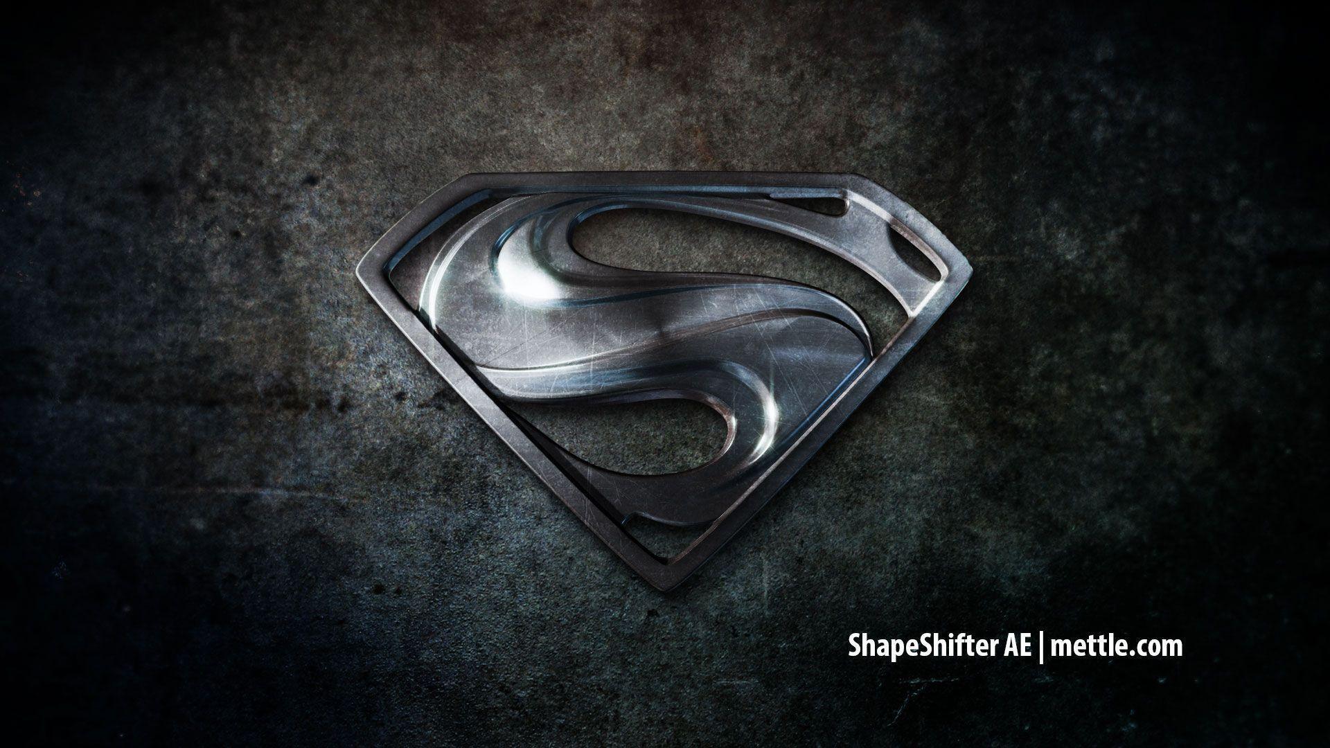 Superman Logo Wallpaper (63+ images)