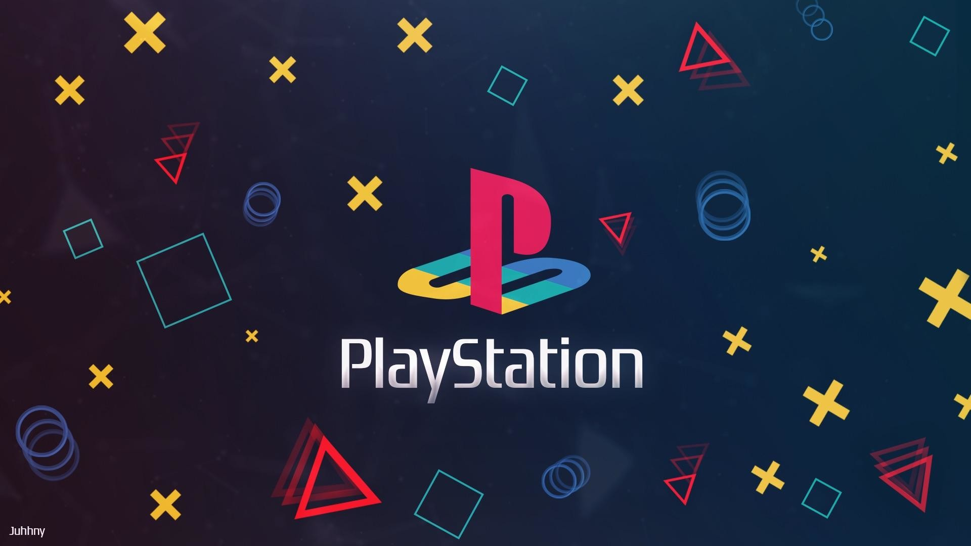 1920x1080 PlayStation Wallpaper design! Hope you guys like it!