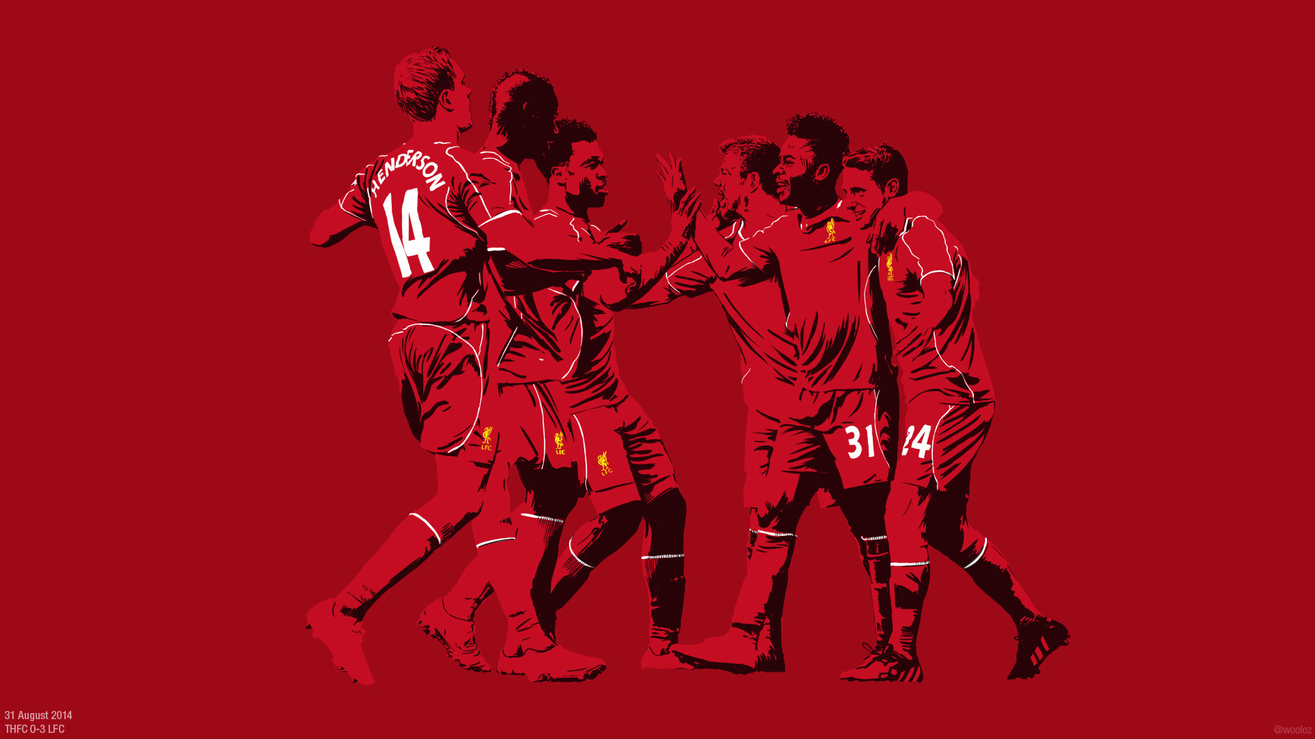 Liverpool FC Wallpapers (64+ Images