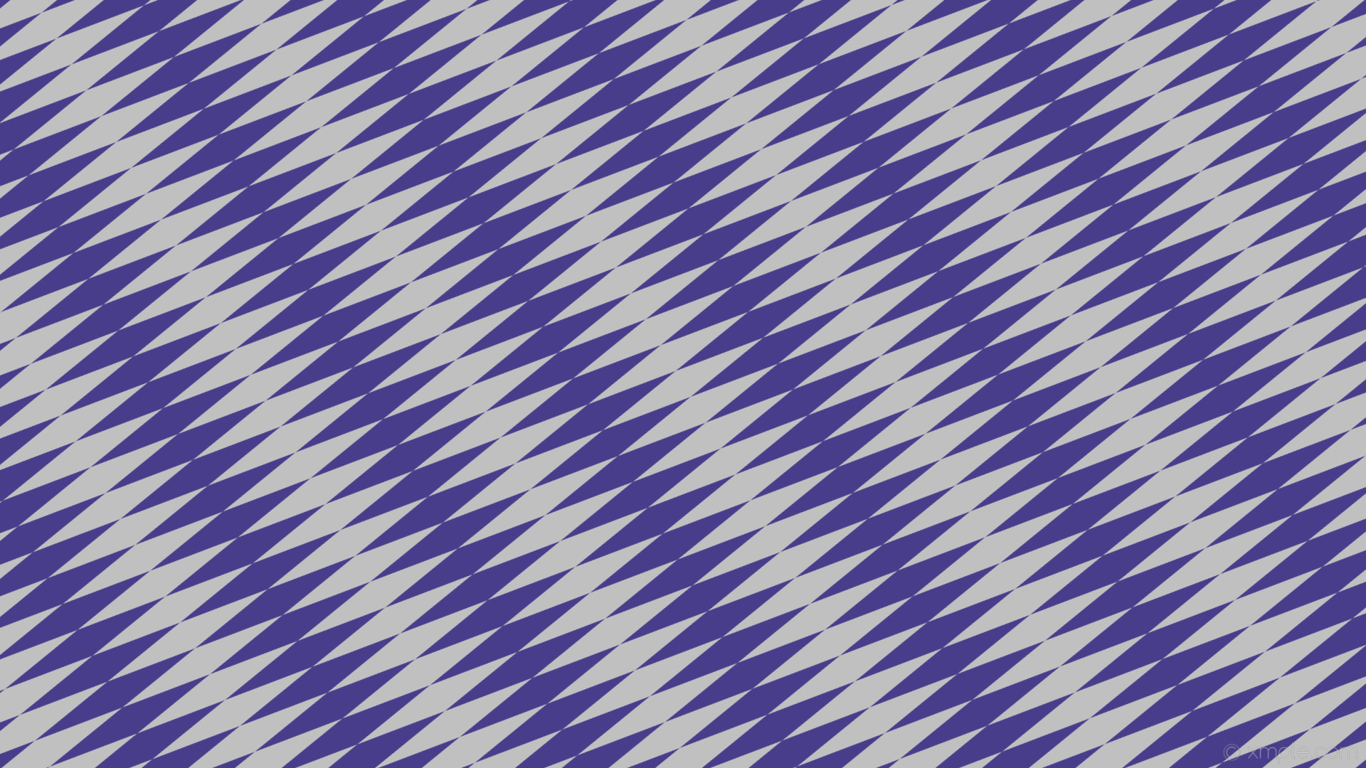 1920x1080 wallpaper diamond lozenge rhombus purple grey silver dark slate blue  #c0c0c0 #483d8b 30°