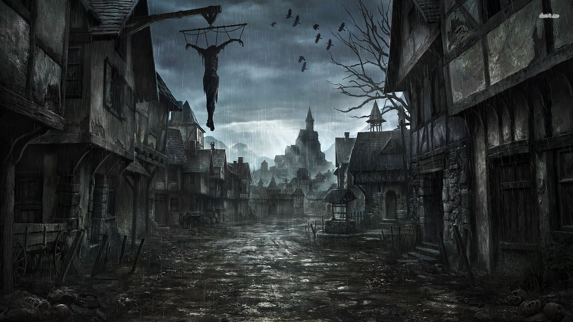 1920x1080 Ghost Town in Poland wallpapers and images wallpapers pictures | HD  Wallpapers | Pinterest | Ghost towns, Hd wallpaper and Wallpaper