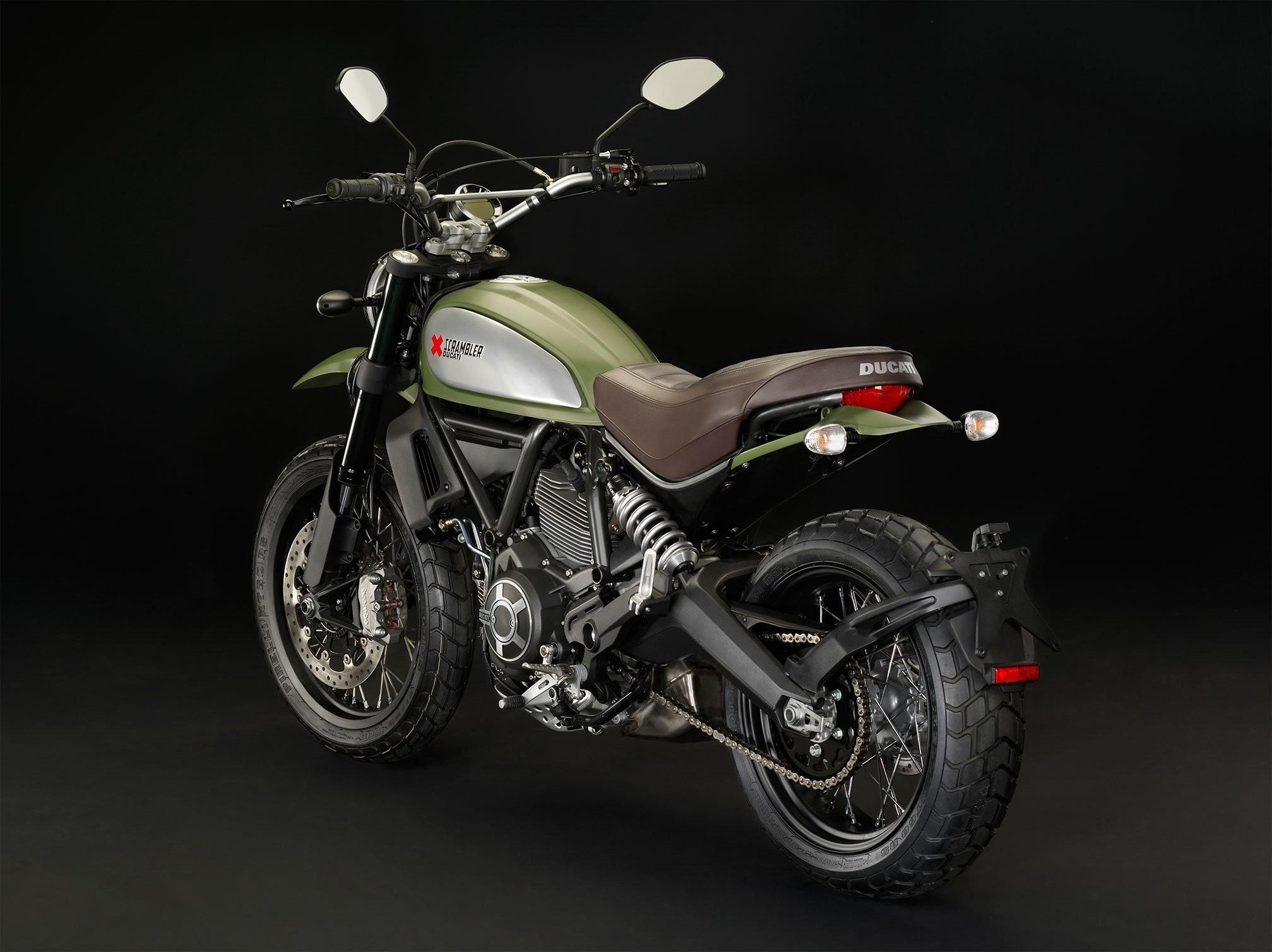 Ducati Scrambler Wallpapers (80+ images)