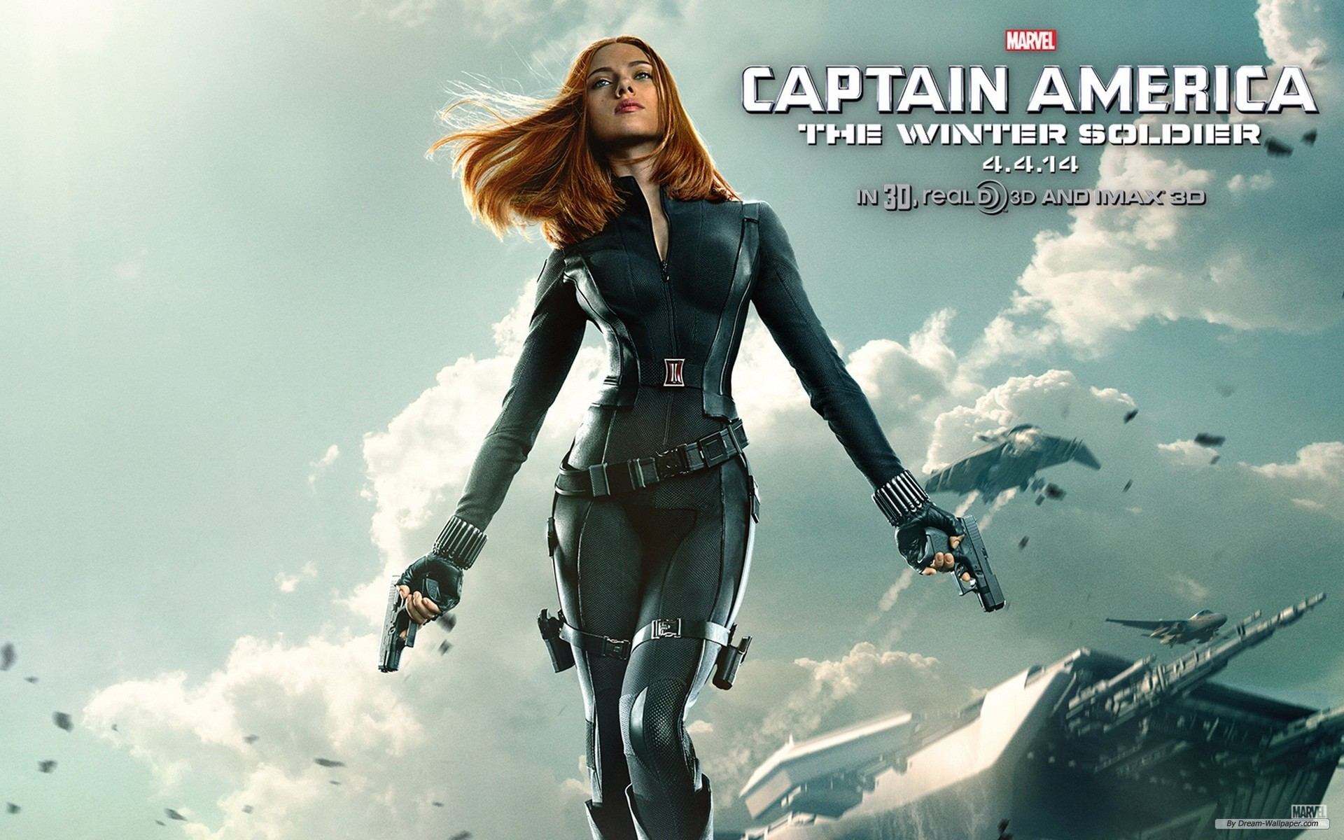 1920x1200 Free Movie wallpaper - Captain America The Winter Soldier wallpaper -   wallpaper - Index 8