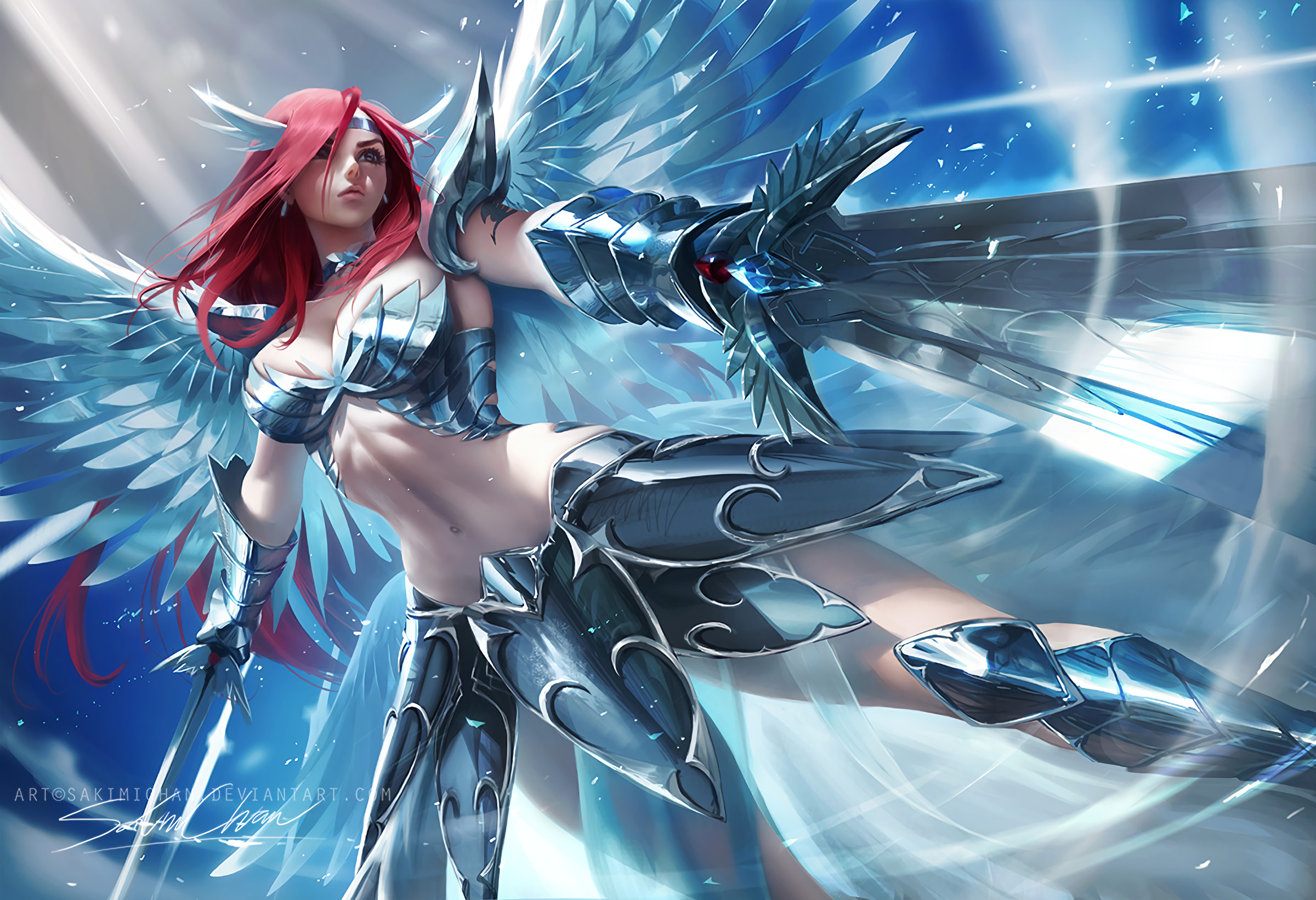 Fairy Tail Erza Scarlet Wallpaper (72+ images)