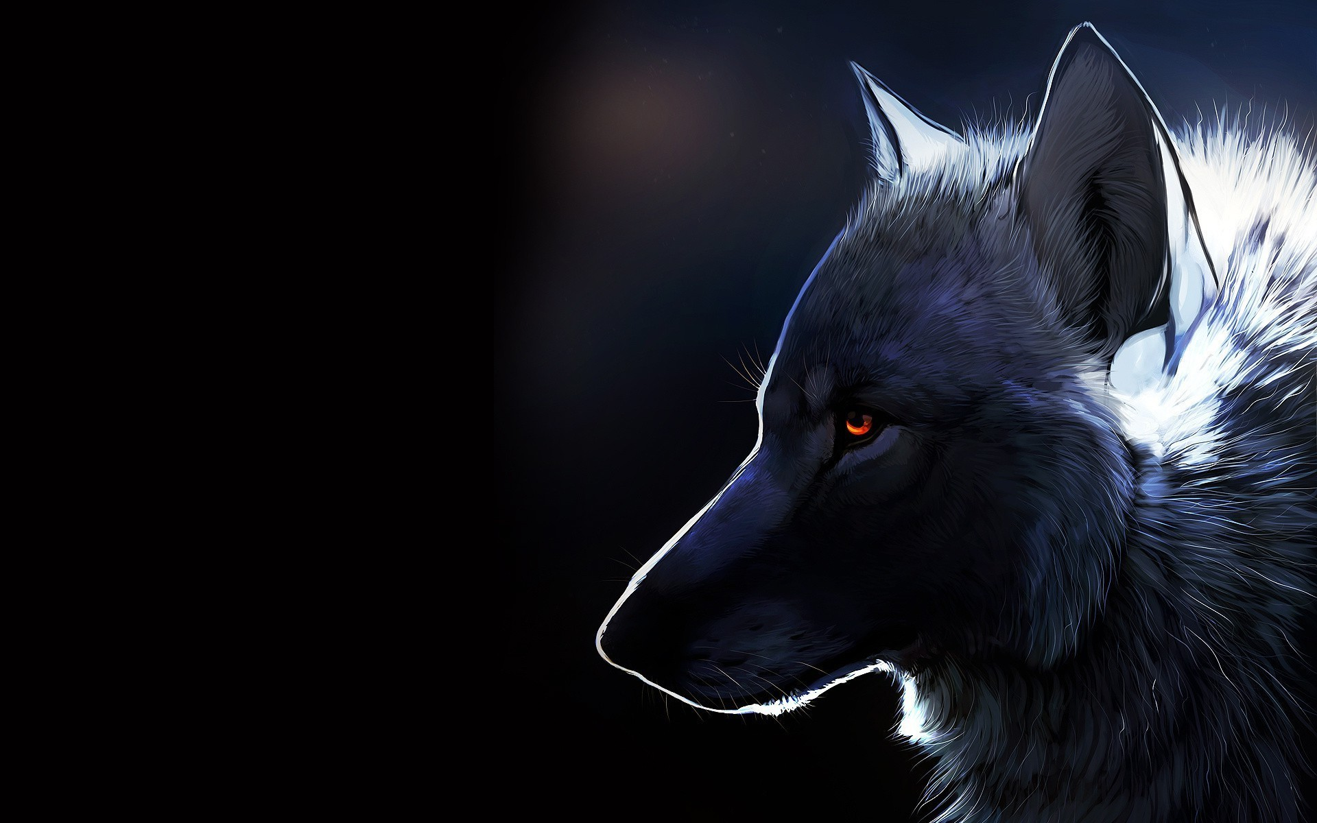 1920x1200 Gray Wolf Wallpapers, FSX52 HDQ Cover Wallpapers For Desktop And ..