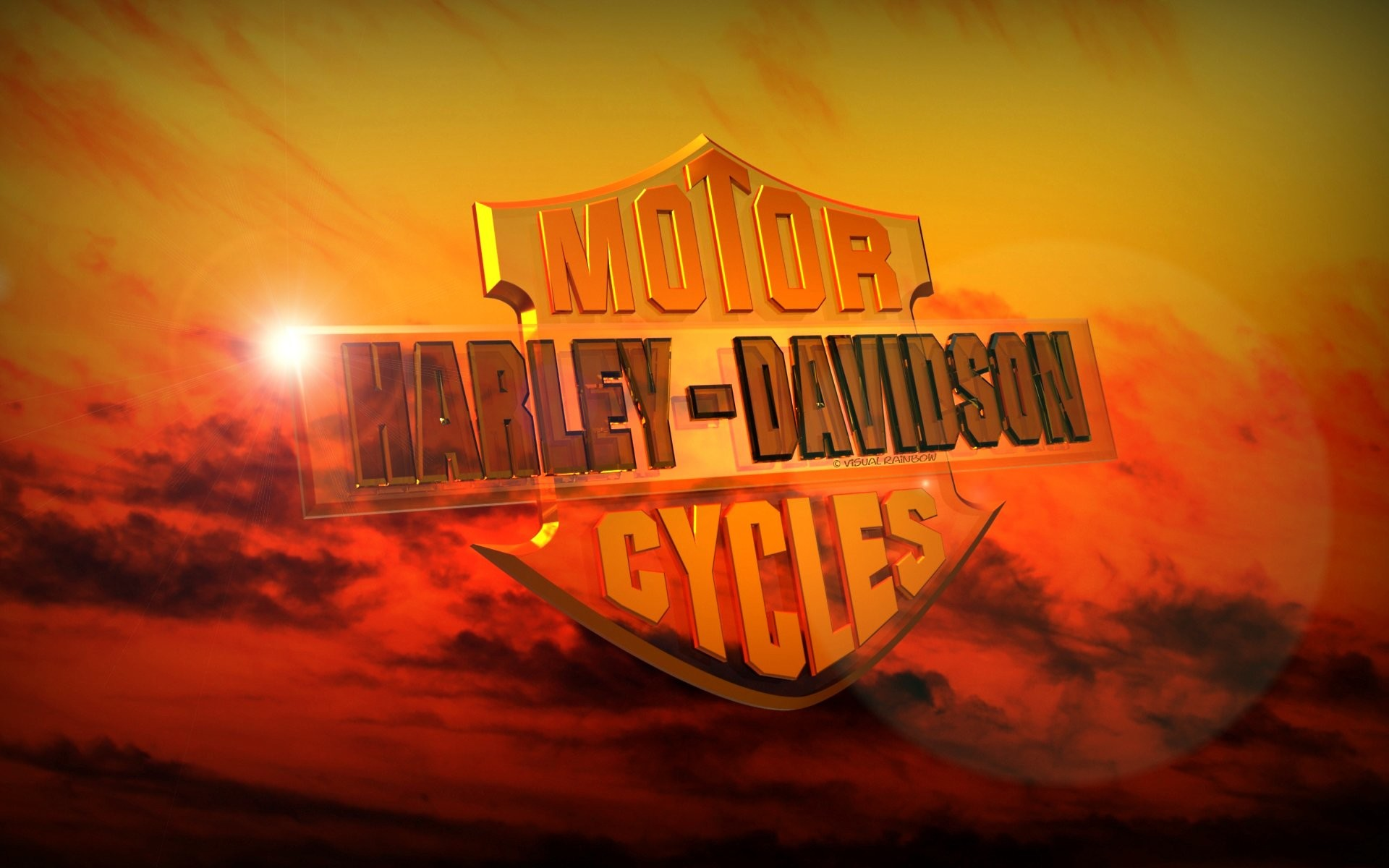 Harley Davidson Desktop Wallpaper (72+