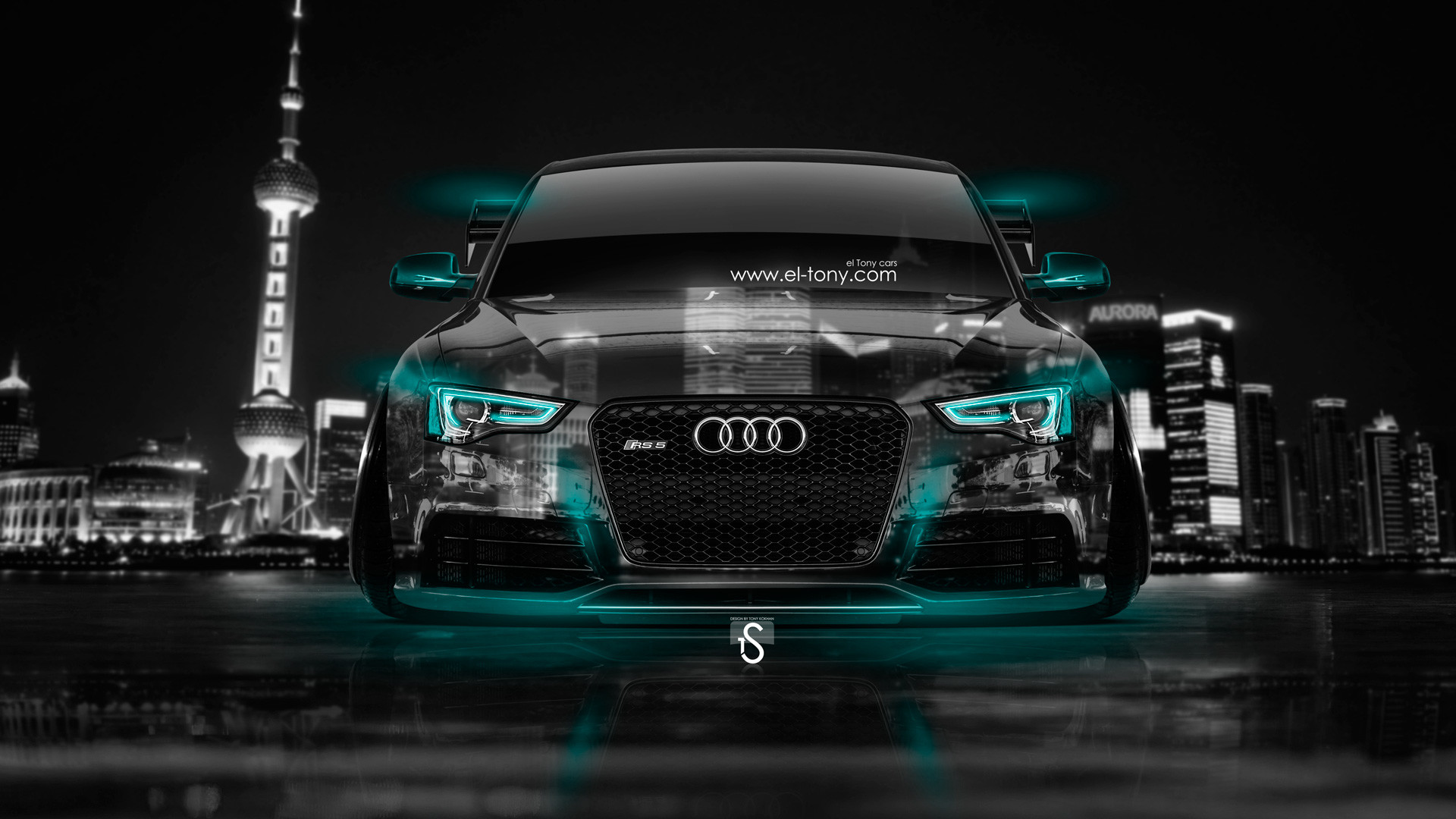 1920x1080 Desktop Backgrounds: Audi RS5, By Billie Mignone, 1920x1080 Px