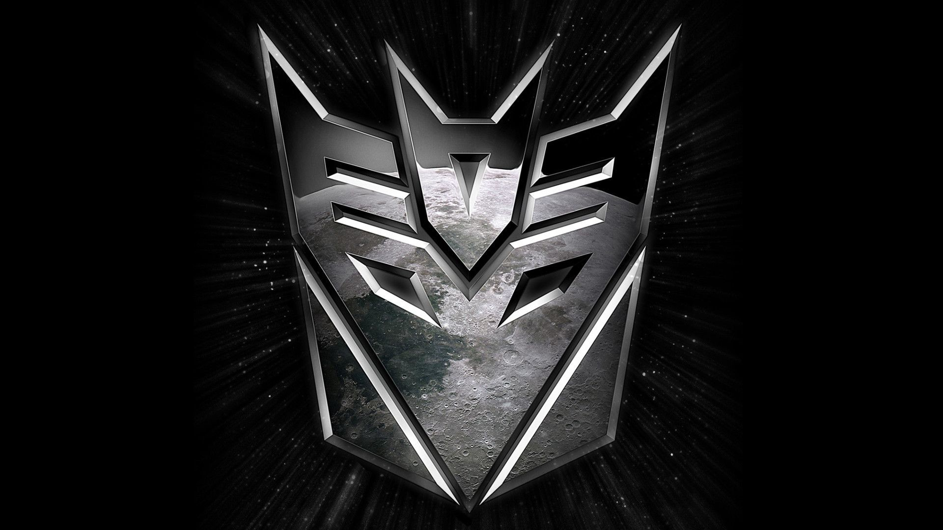 1920x1080 ... wallpaper Transformers Decepticons Aluminum Large Emblem in Black | My  Wish .