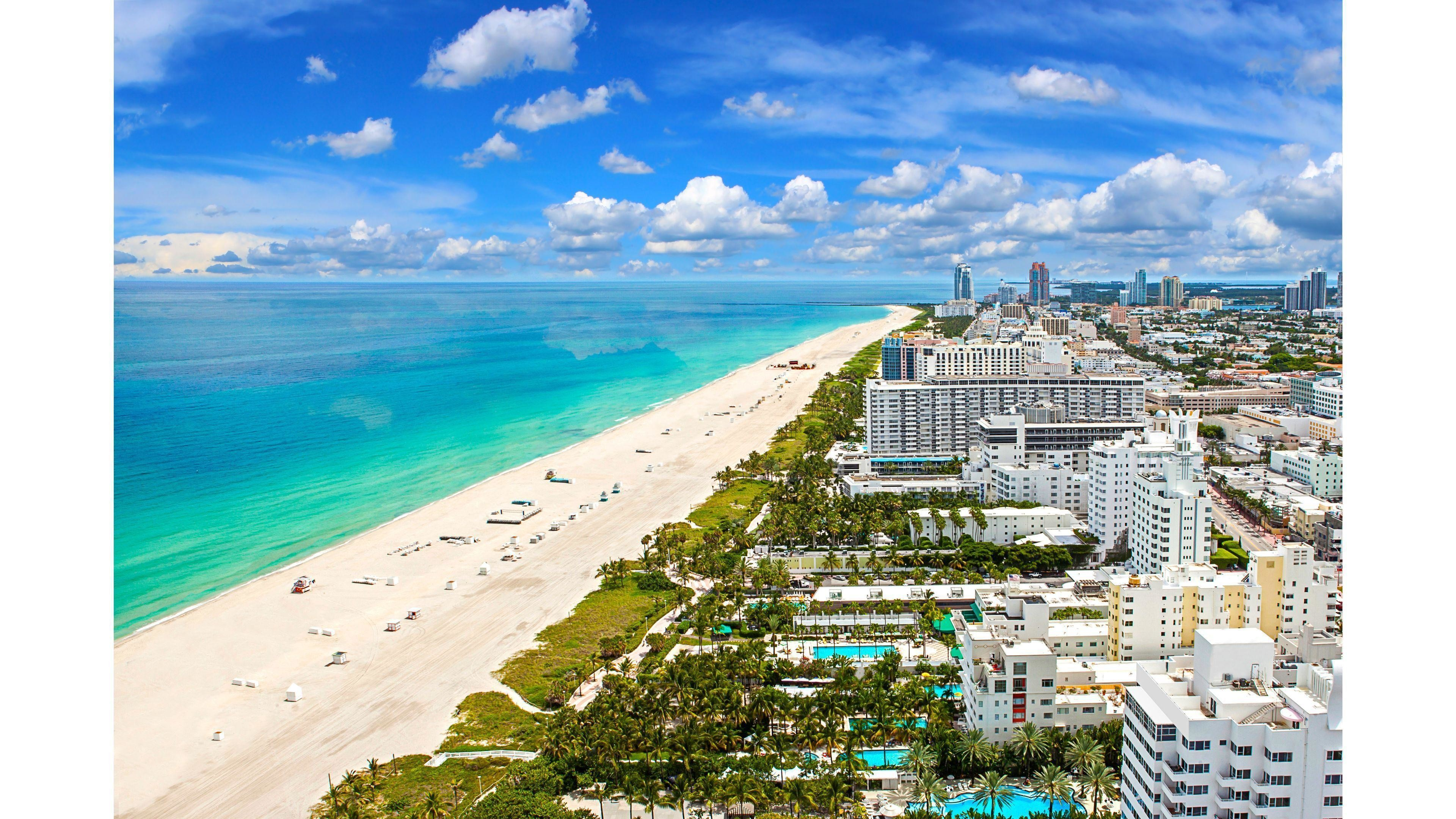 South Beach Miami Wallpaper 58 Images