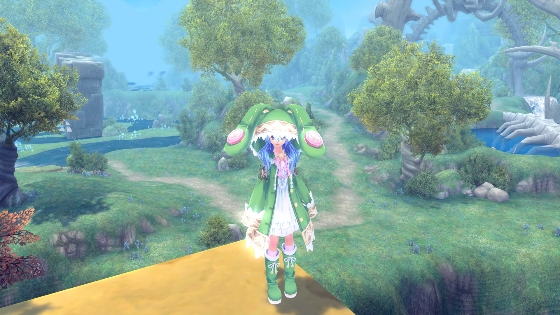 1920x1080 Yoshino becomes the sixth character to appear in the popular MMORPG as the  other Date A Live girls have also been featured. The first character to  appear in ...