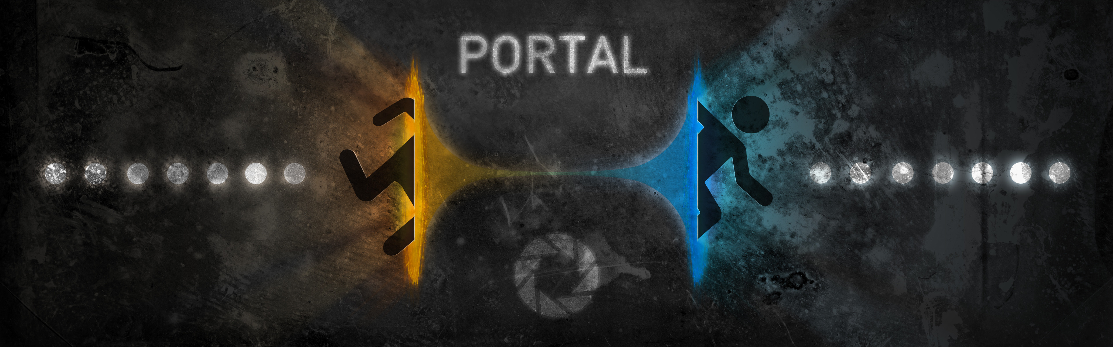portal wallpaper dual screen (45+ images)