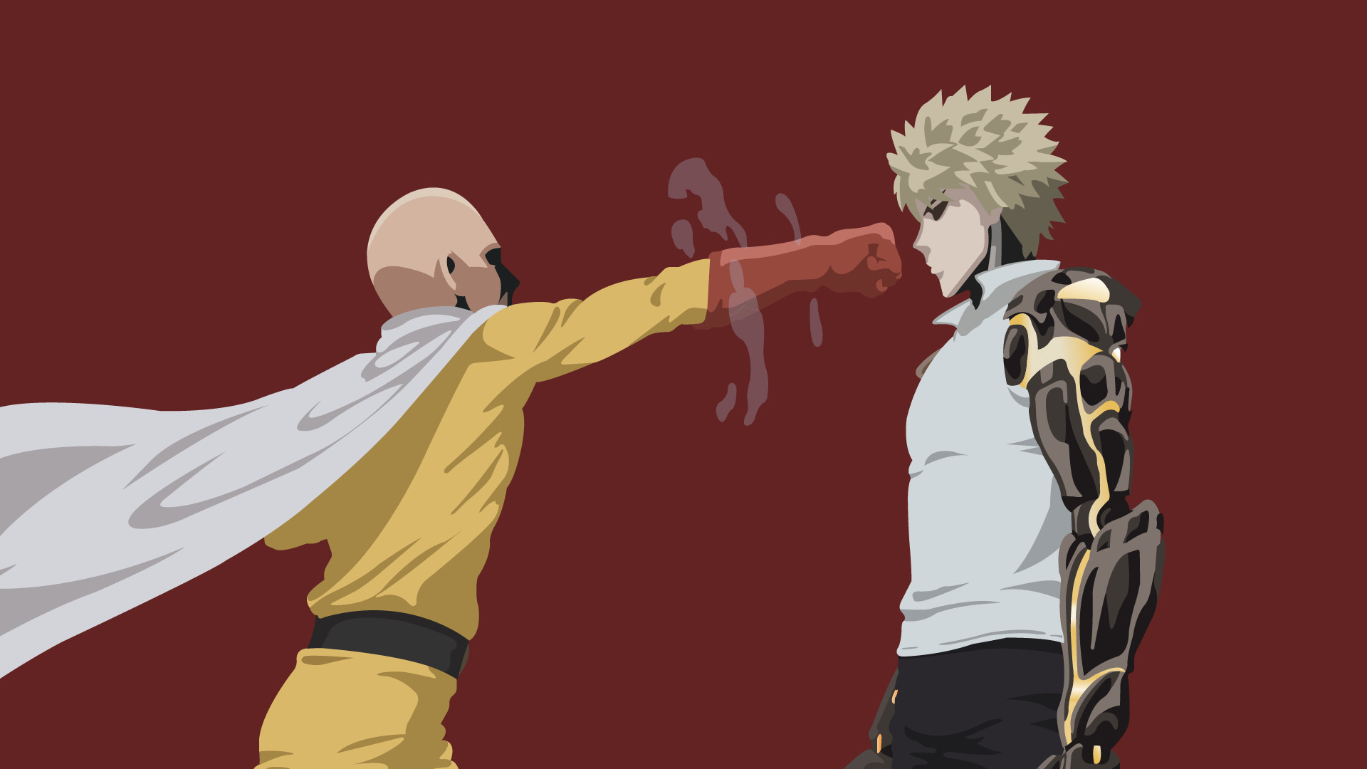 One Punch Man Wallpaper 1920x1080 74 Images