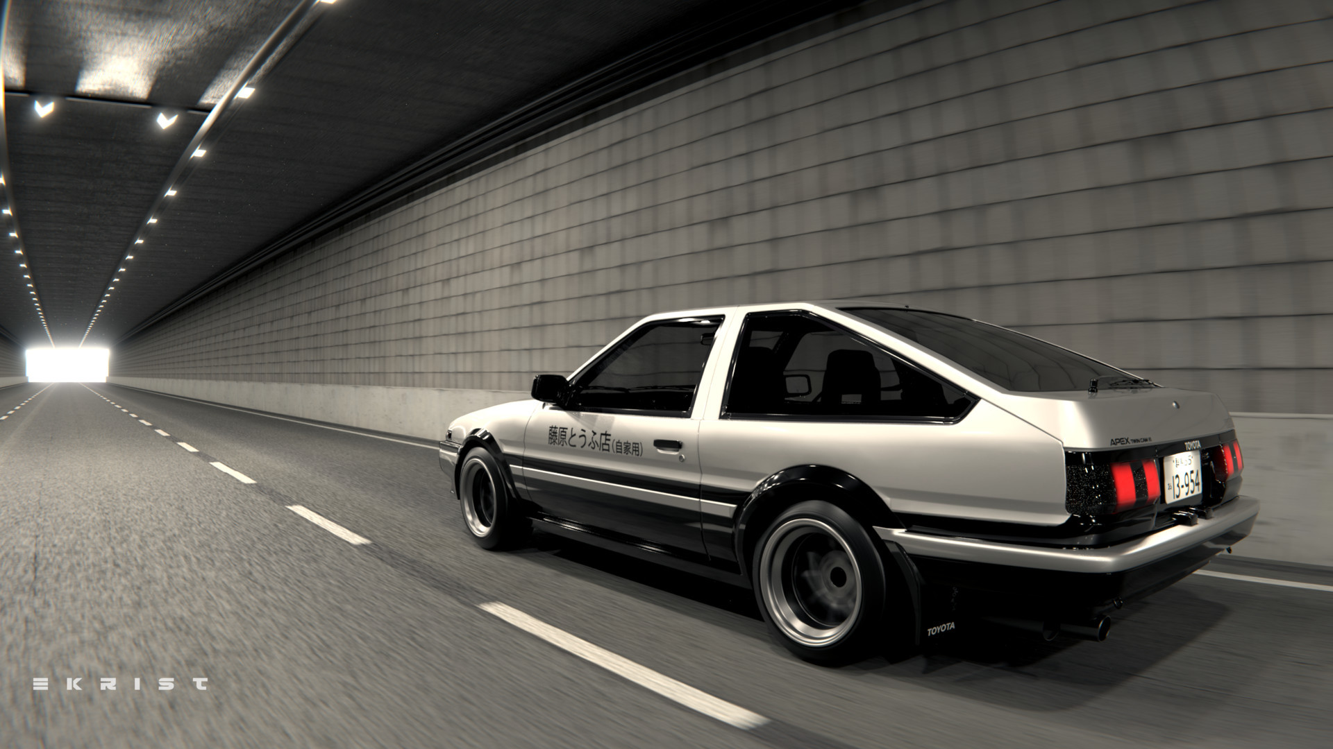 Initial d wallpaper 64 images - Ae86 initial d wallpaper ...