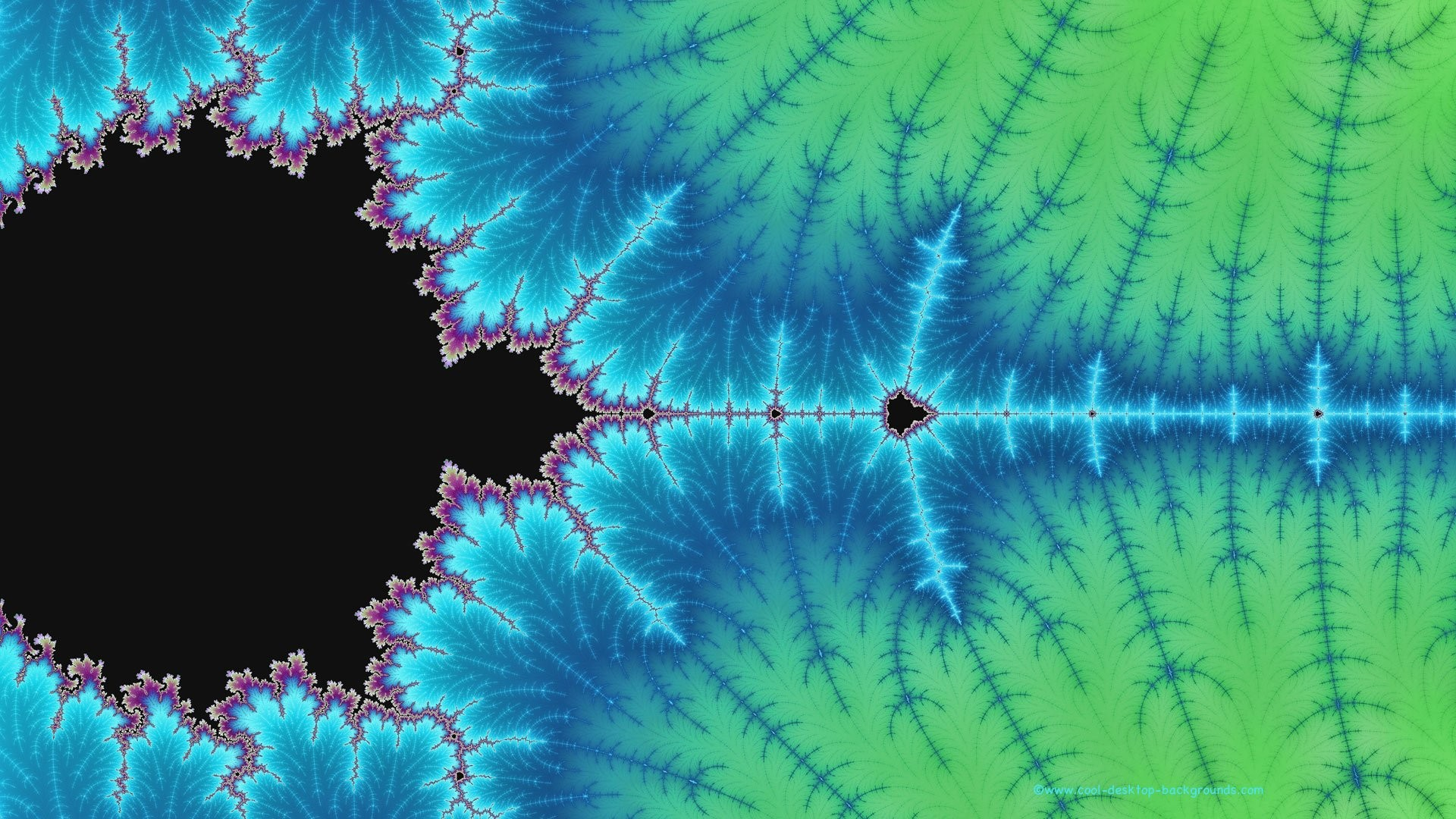 1920x1080 Mandelbrot Set Red Lightning Download