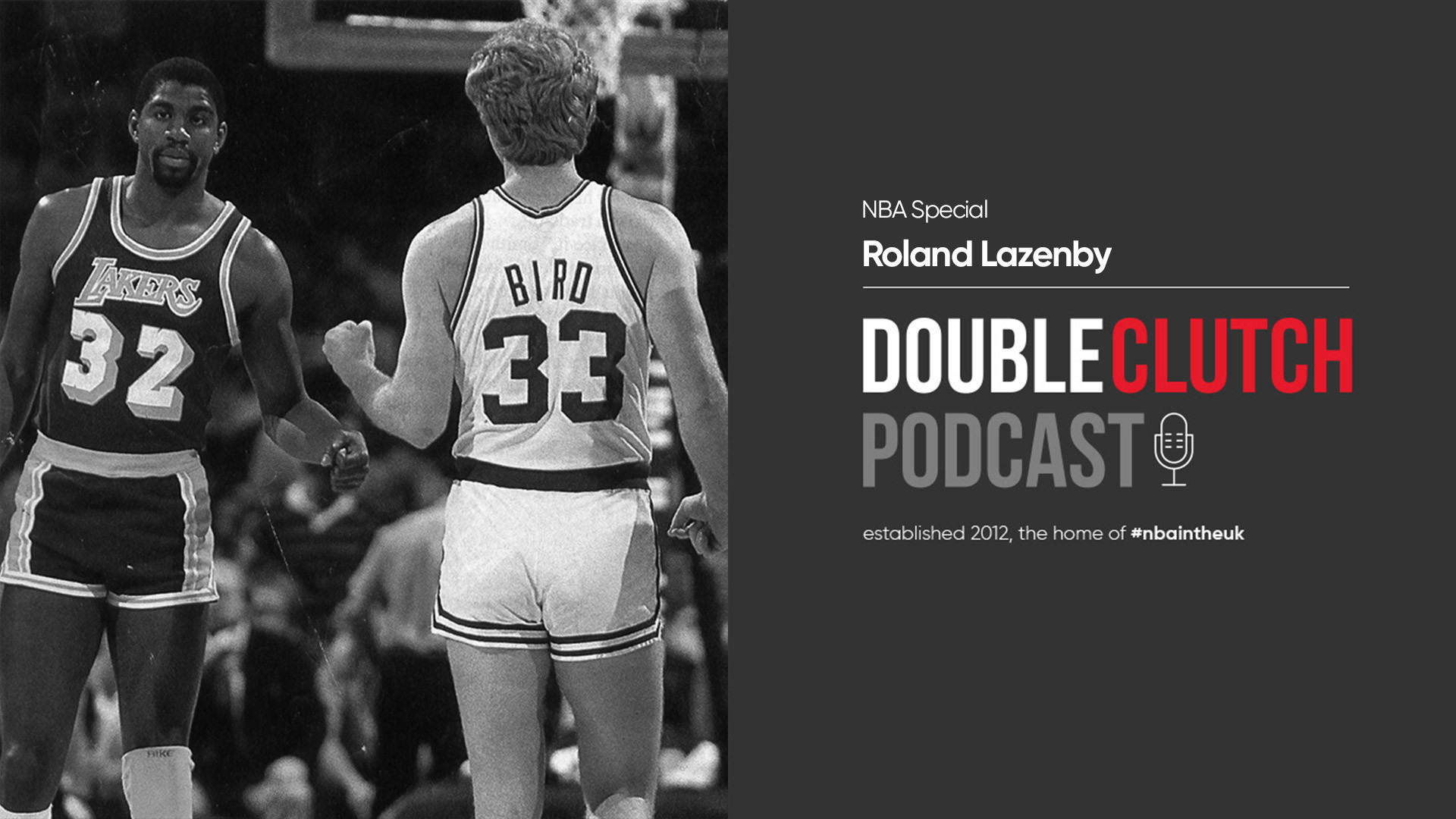 1920x1080 Episode 289 – NBA Special | Roland Lazenby on Magic Johnson and the modern  NBA