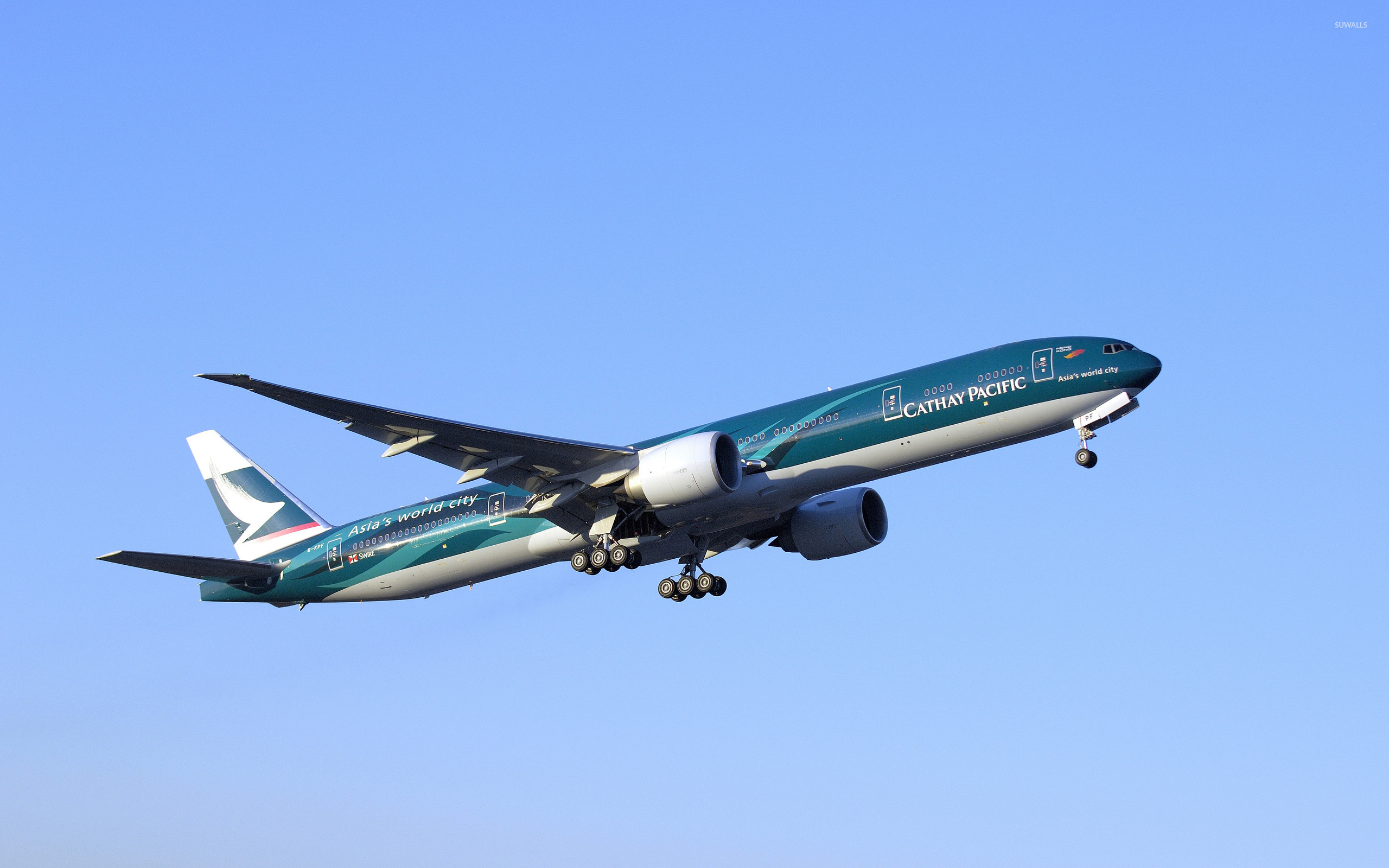 Boeing 777 Wallpaper HD (66+ images)