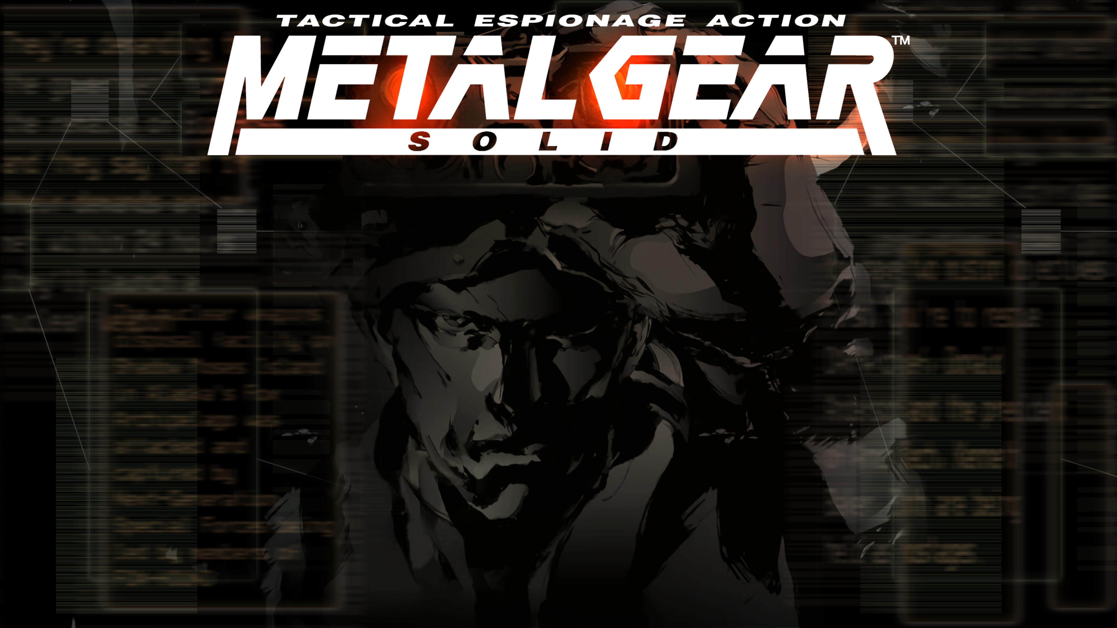 3840x2160 Metal Gear Solid Wallpaper Dump