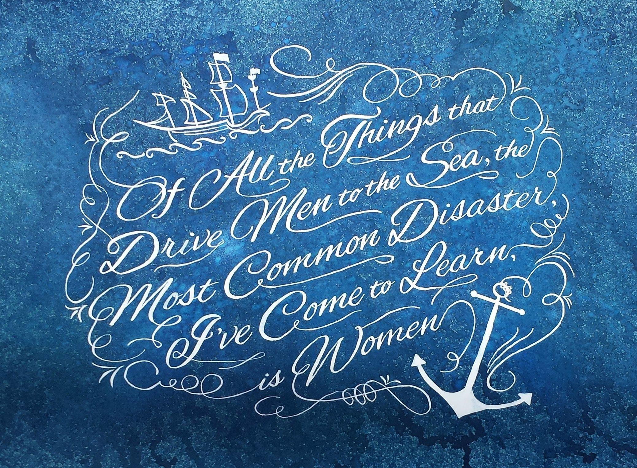 2076x1524 Nautical Anchor Desktop Wallpaper