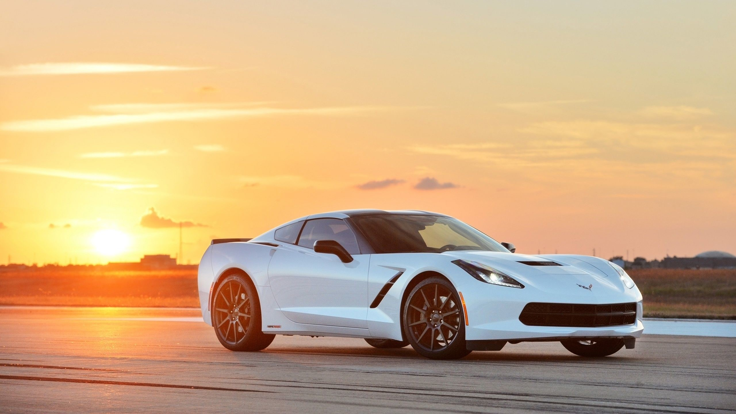 2560x1440 Corvette Stingray 2017 Wallpapers HD