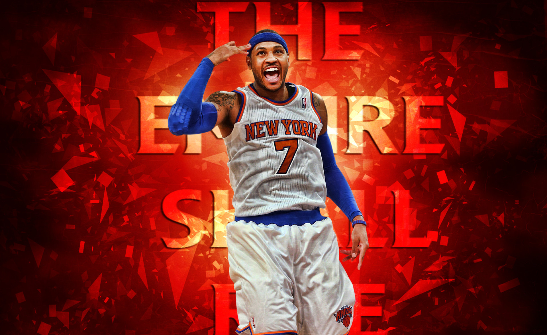 1920x1176 Free hd carmelo anthony pictures.