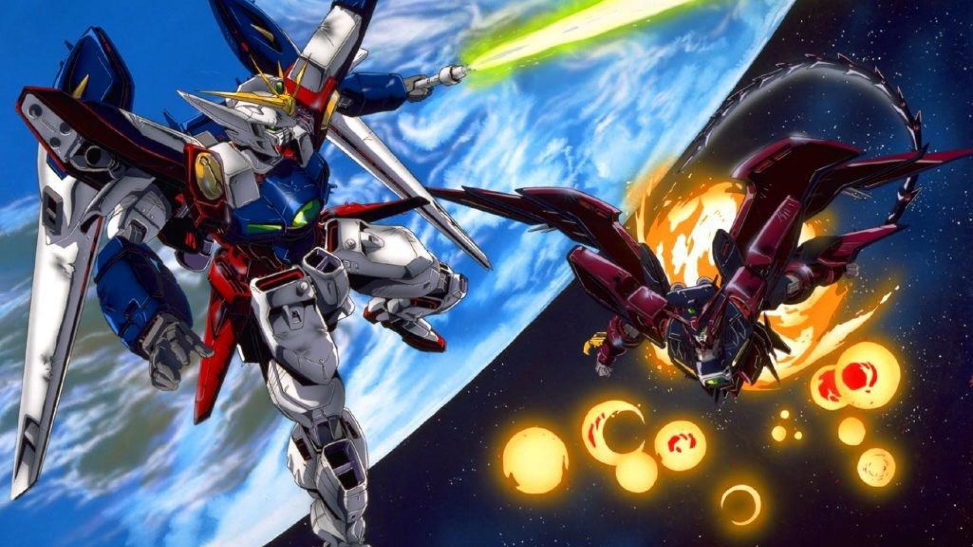 1920x1080 Anime Wallpapers Gundam HD 4K Download For Mobile iPhone & PC