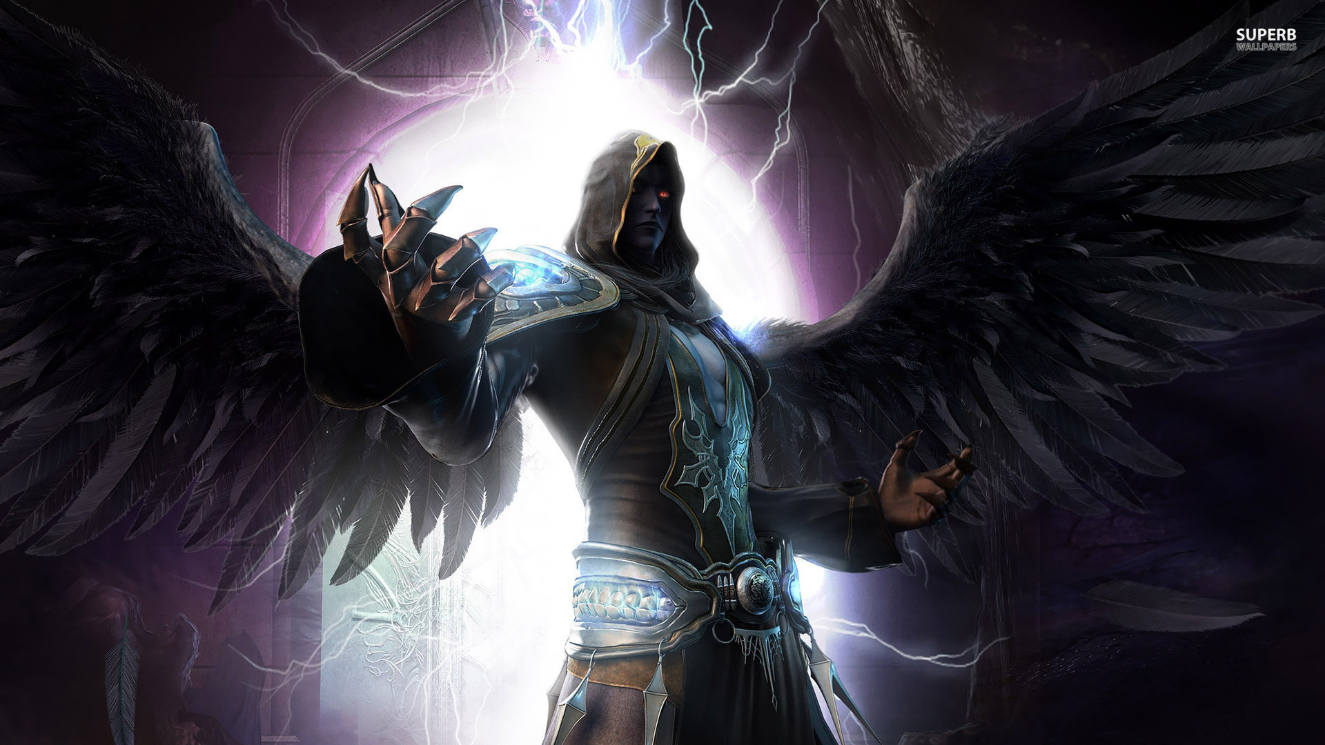 1920x1080  Dark Angel | Dark angel wallpaper - Fantasy wallpapers - #17698