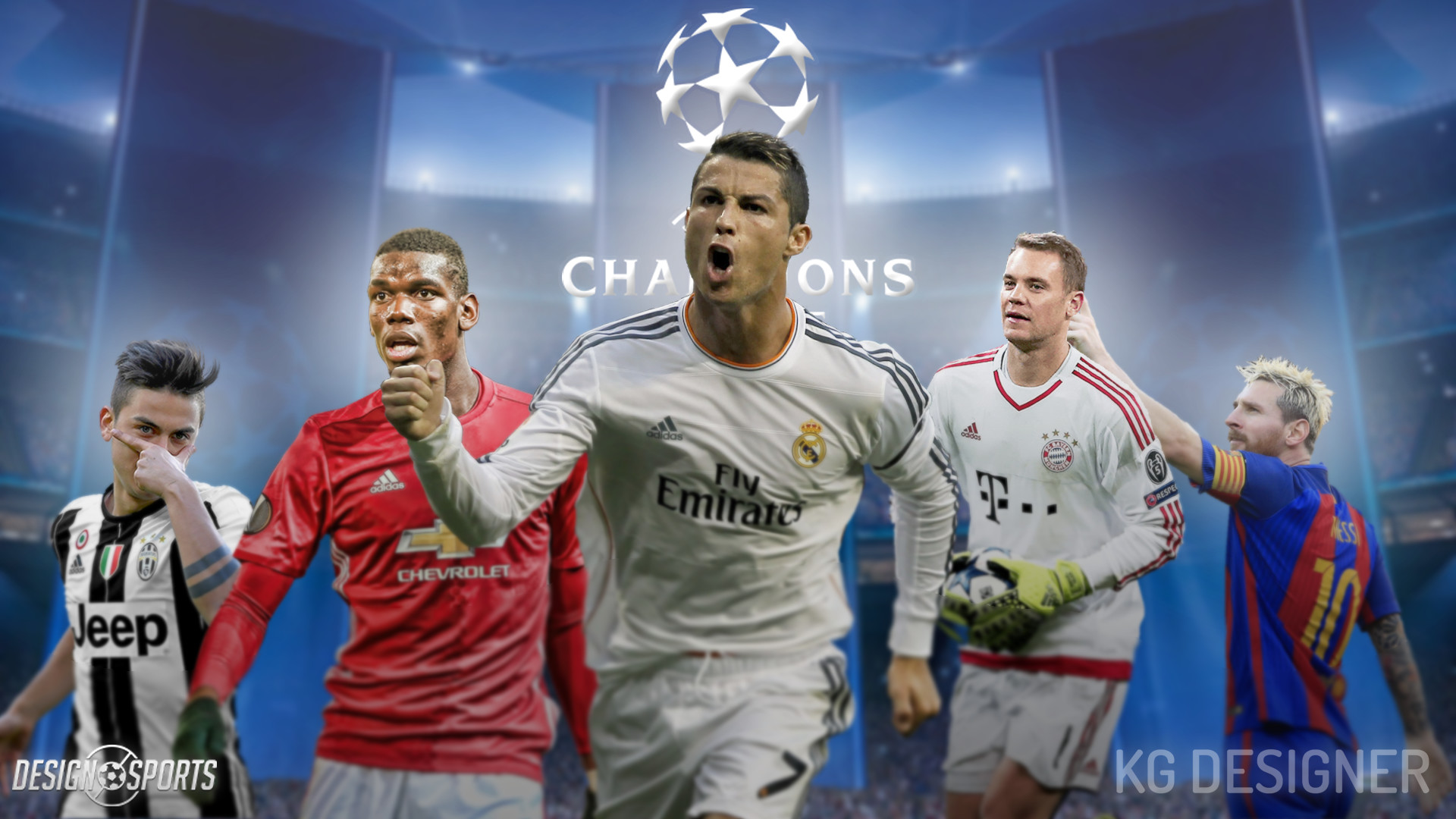 Champions League: Uefa Champions League Wallpaper (73+ Images