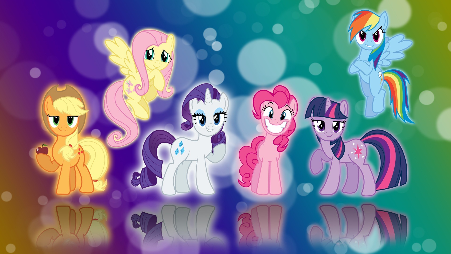 MLP Background Ponies Wallpaper (82+ images)
