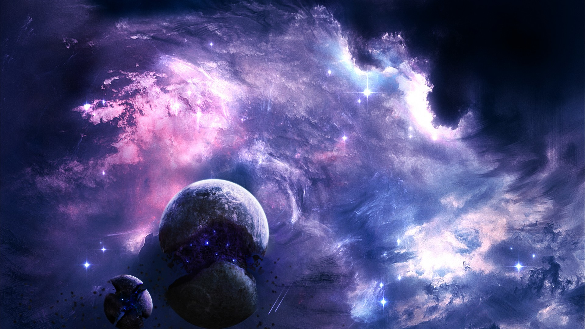 1920x1080 50 HD Space Wallpapers/Backgrounds For Free Download