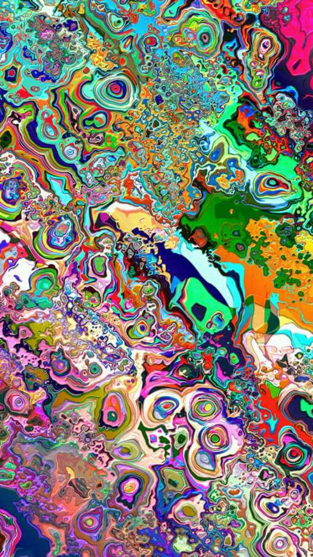 1920x1080 Acid Trip Hd Wallpaper