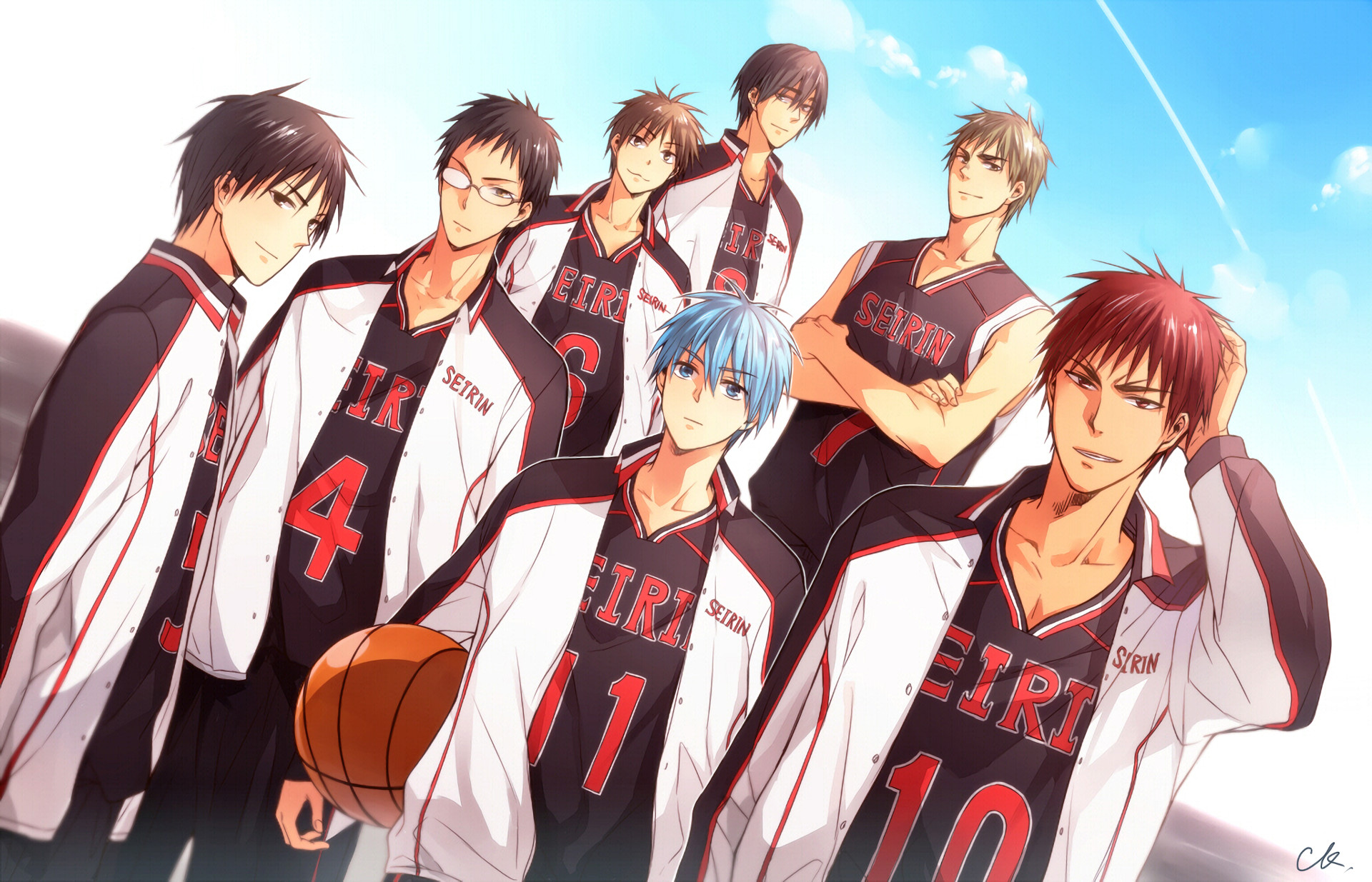 1920x1235 Kuroko's Basketball Last Game English Dub Trailer - Gaming illuminaughty