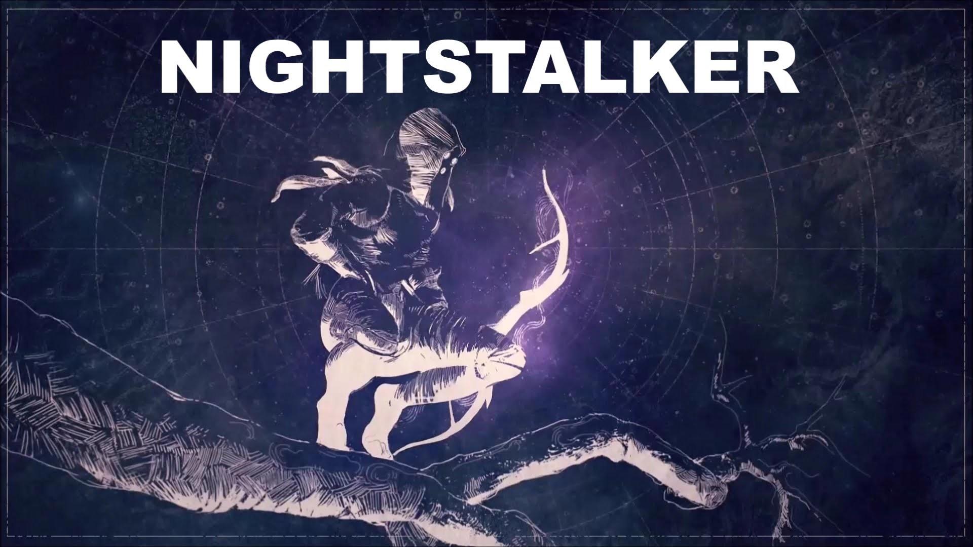 destiny night stalker wallpaper 87 images