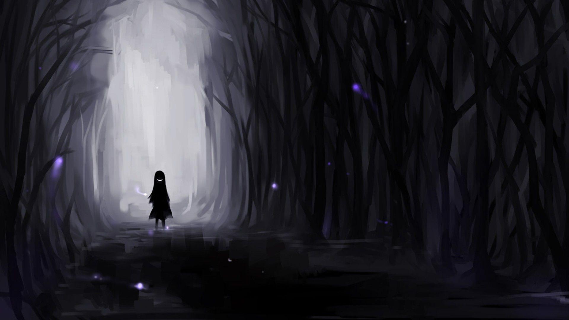 Dark Anime Wallpaper Hd 66 Images