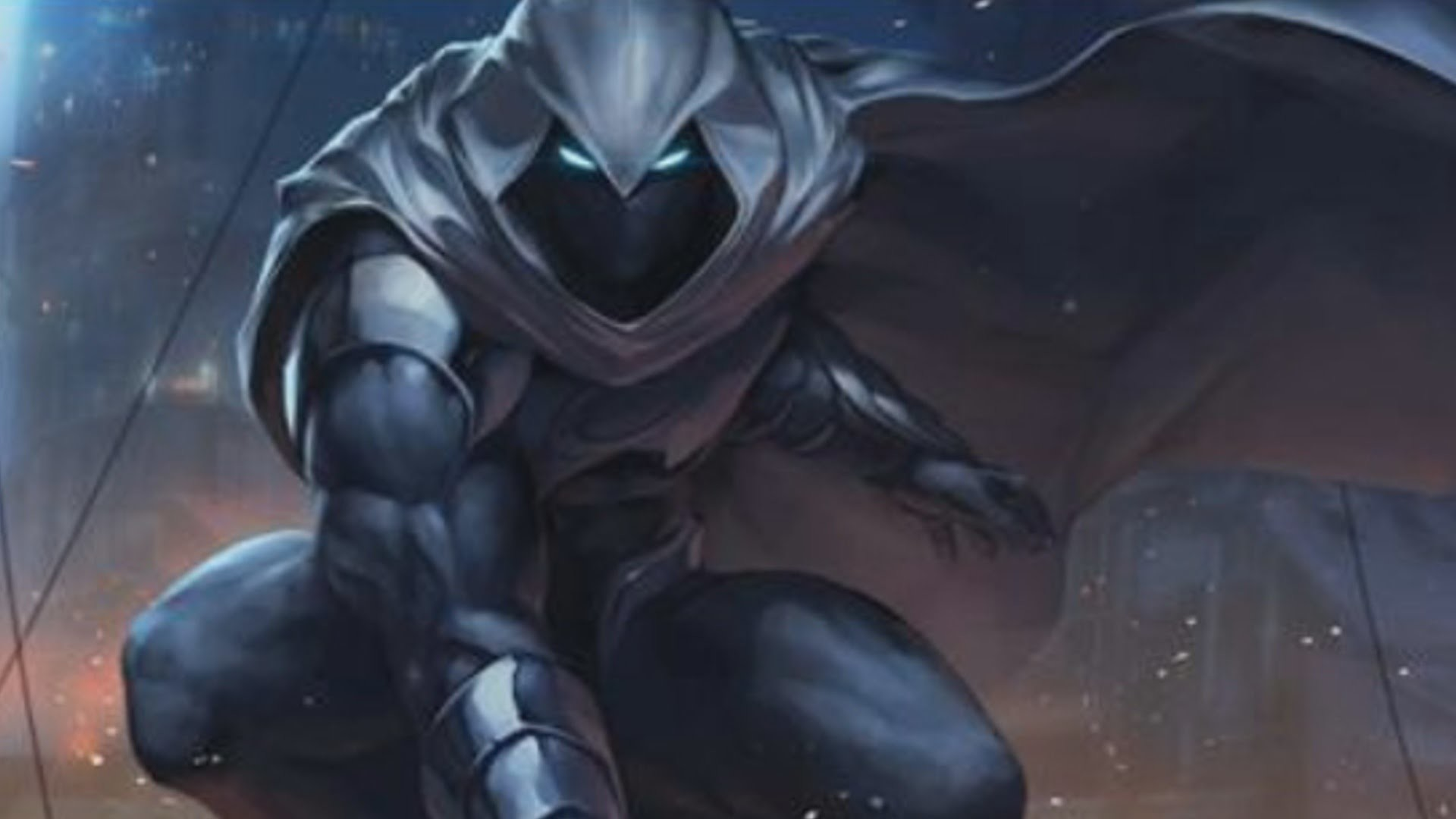 Moon Knight Hd Wallpaper 75 Images