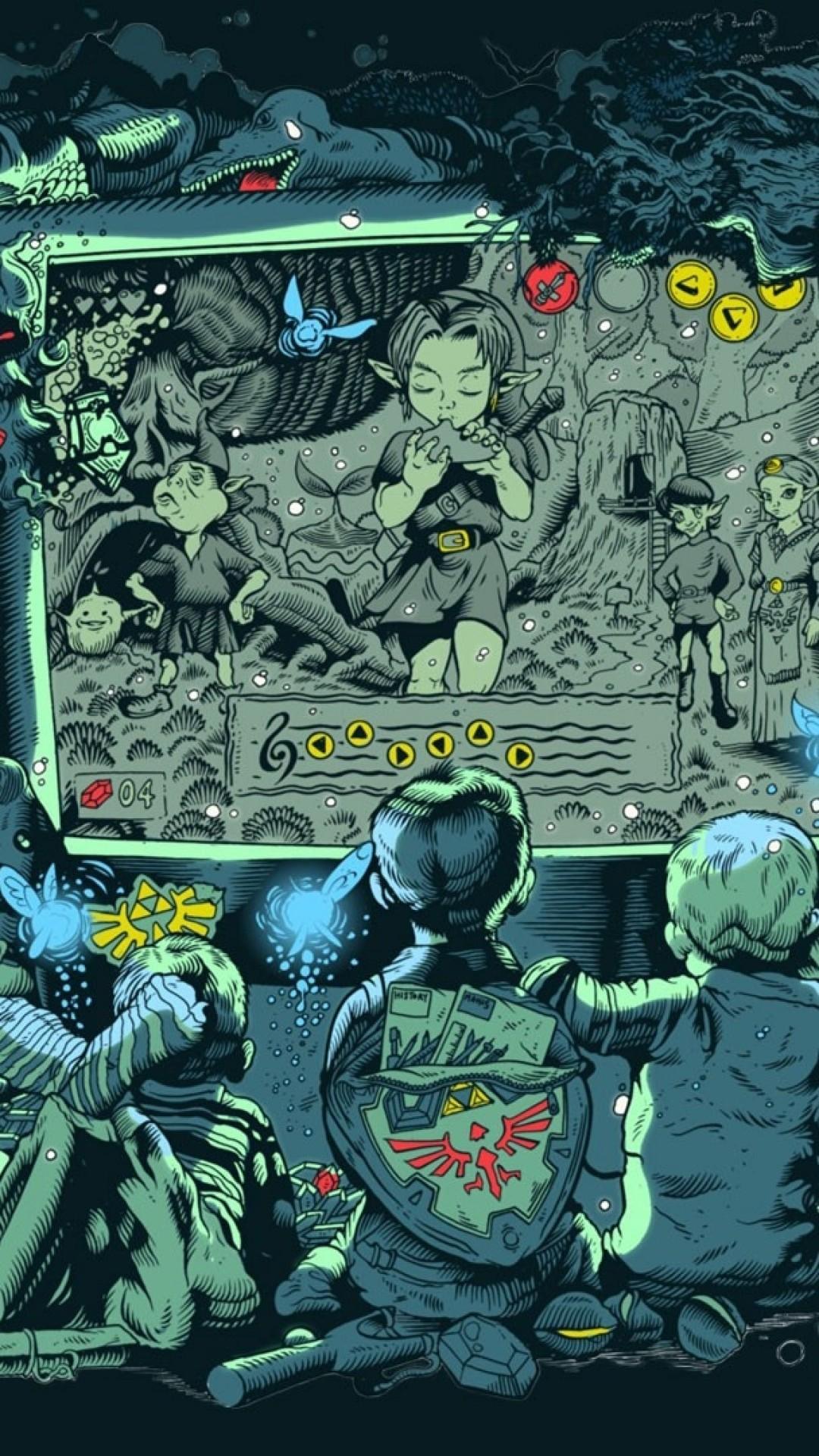 Beautiful Wallpaper Halloween Zelda - 403961  Graphic_128481.jpg